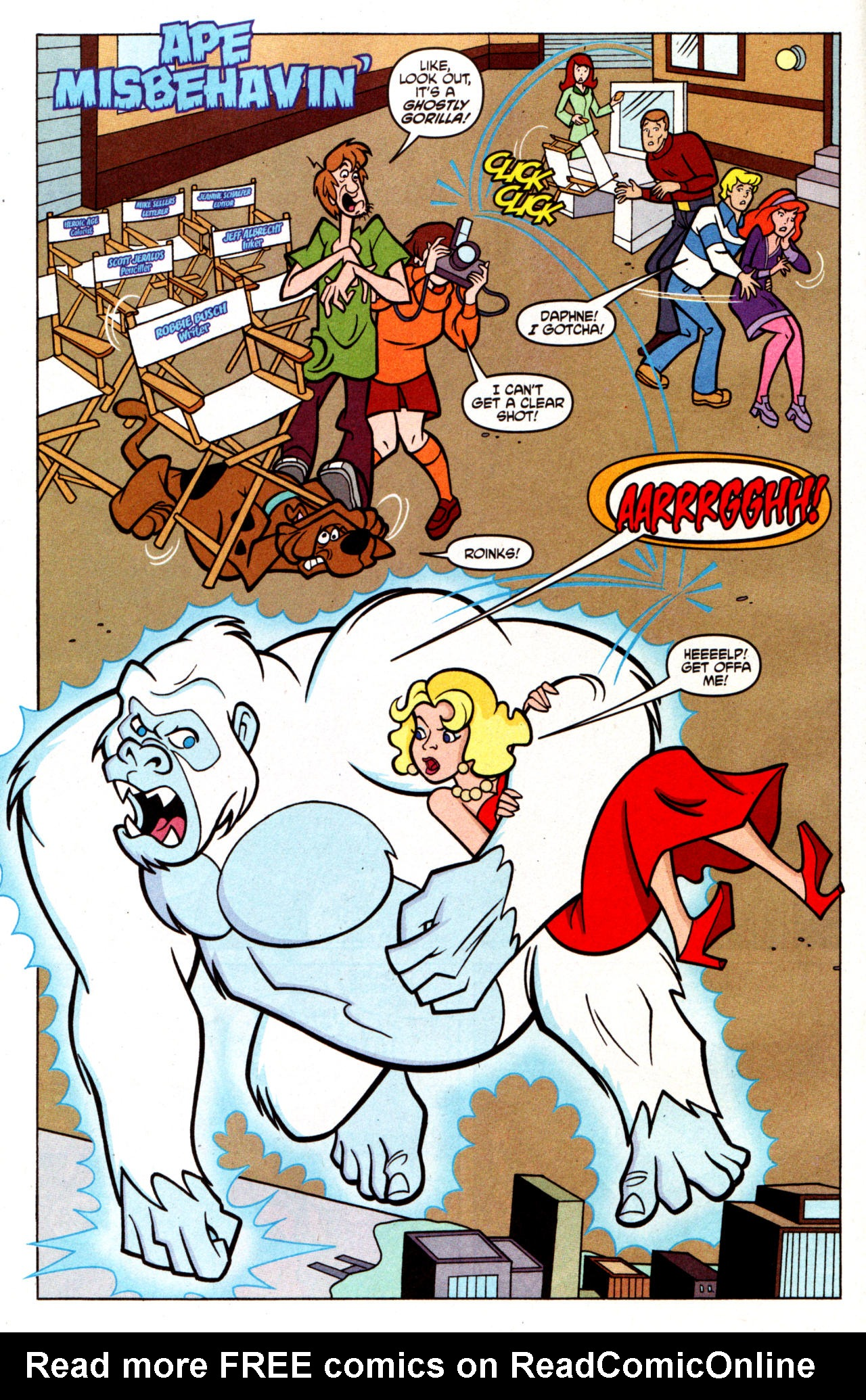 Read online Scooby-Doo (1997) comic -  Issue #120 - 4