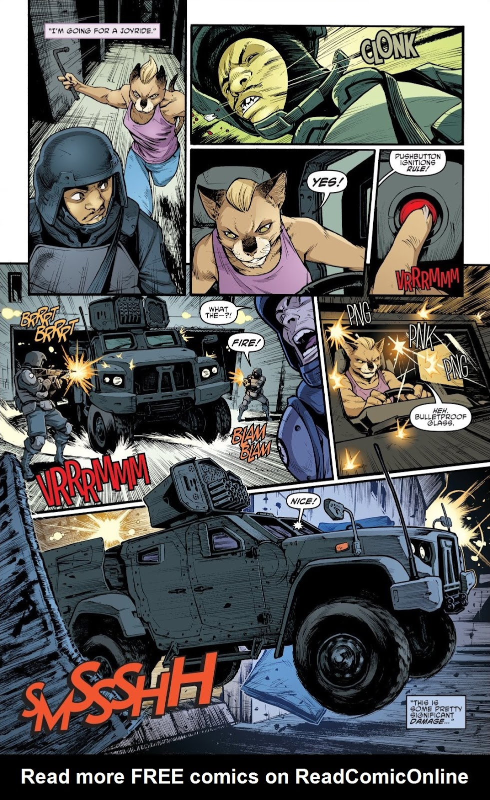 Read online Teenage Mutant Ninja Turtles: The IDW Collection comic -  Issue # TPB 9 (Part 1) - 45