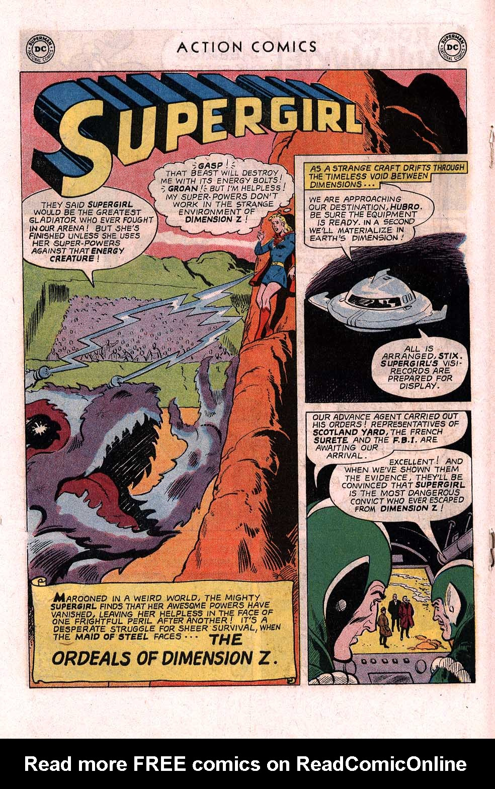 Action Comics (1938) 328 Page 13