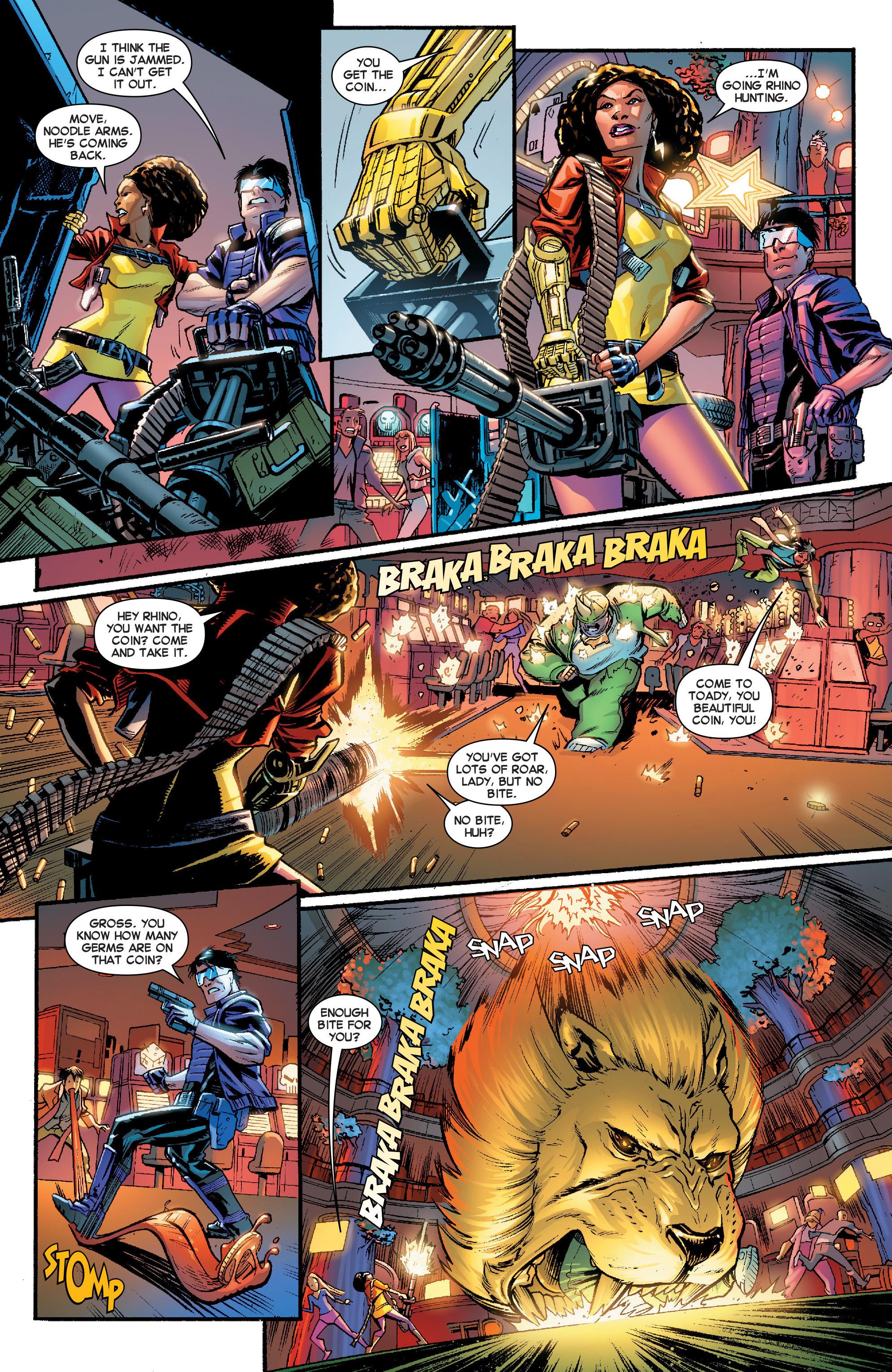 Read online Secret Wars Journal comic -  Issue #2 - 6