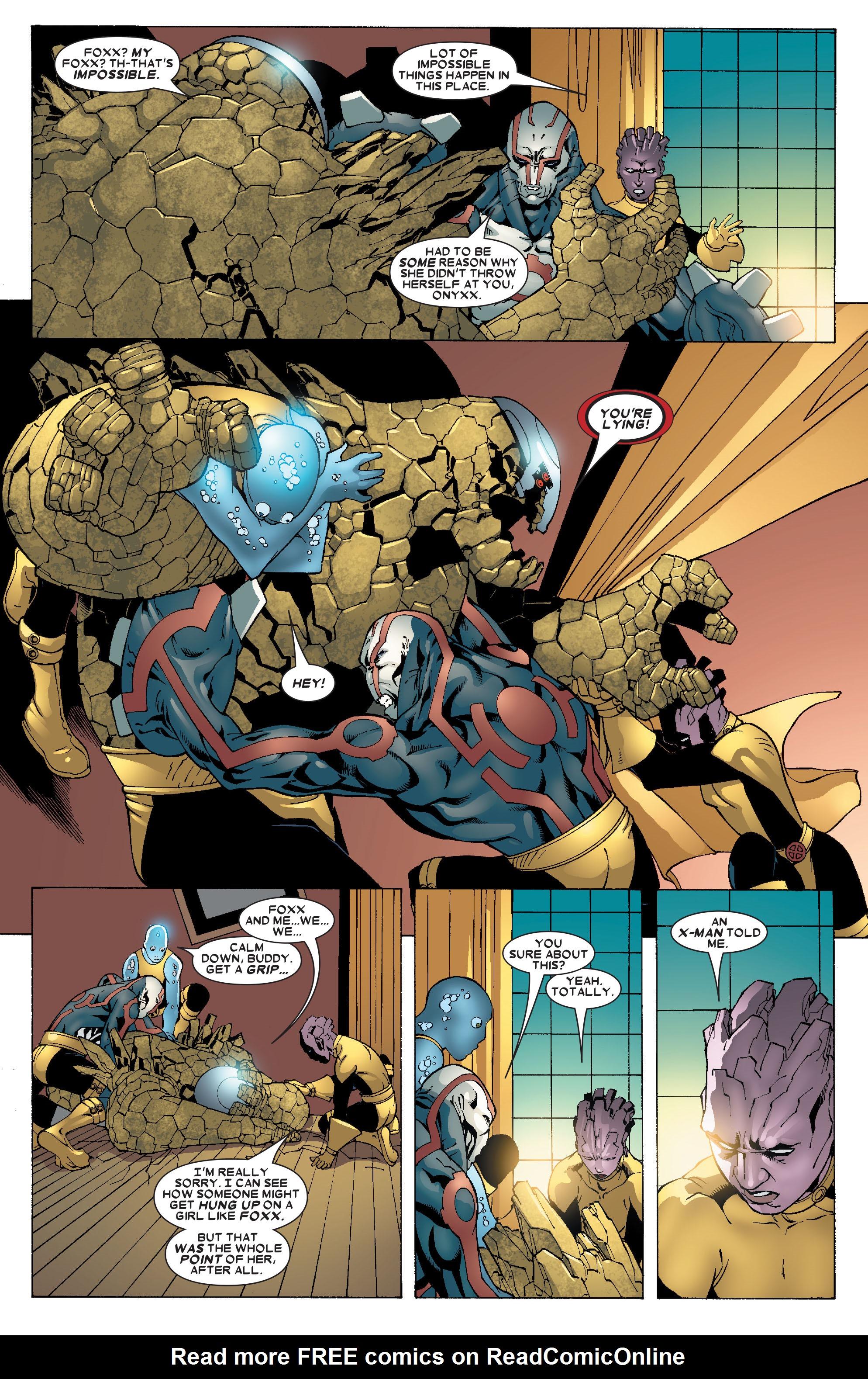 X-Men (1991) 174 Page 9