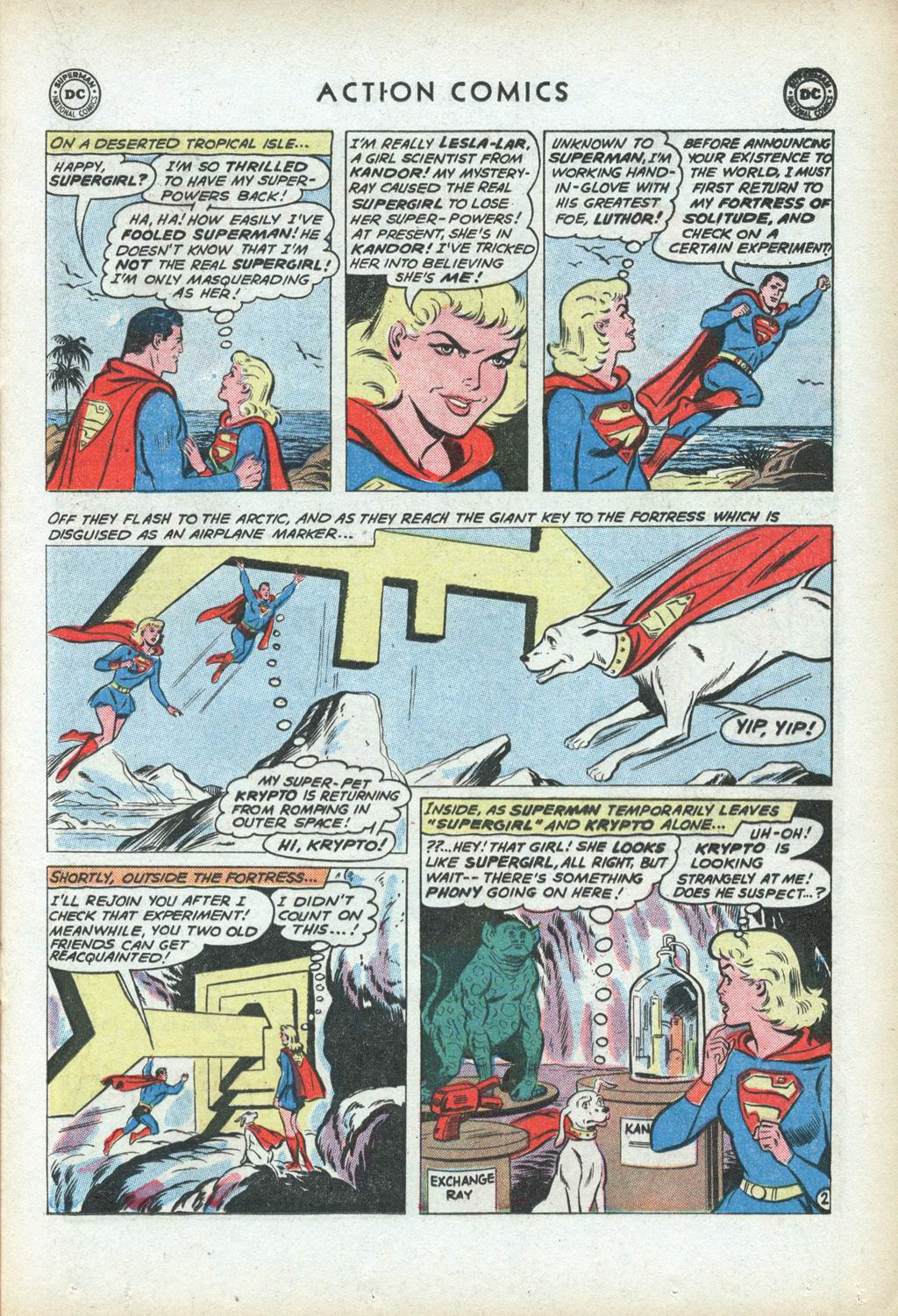 Read online Action Comics (1938) comic -  Issue #281 - 21