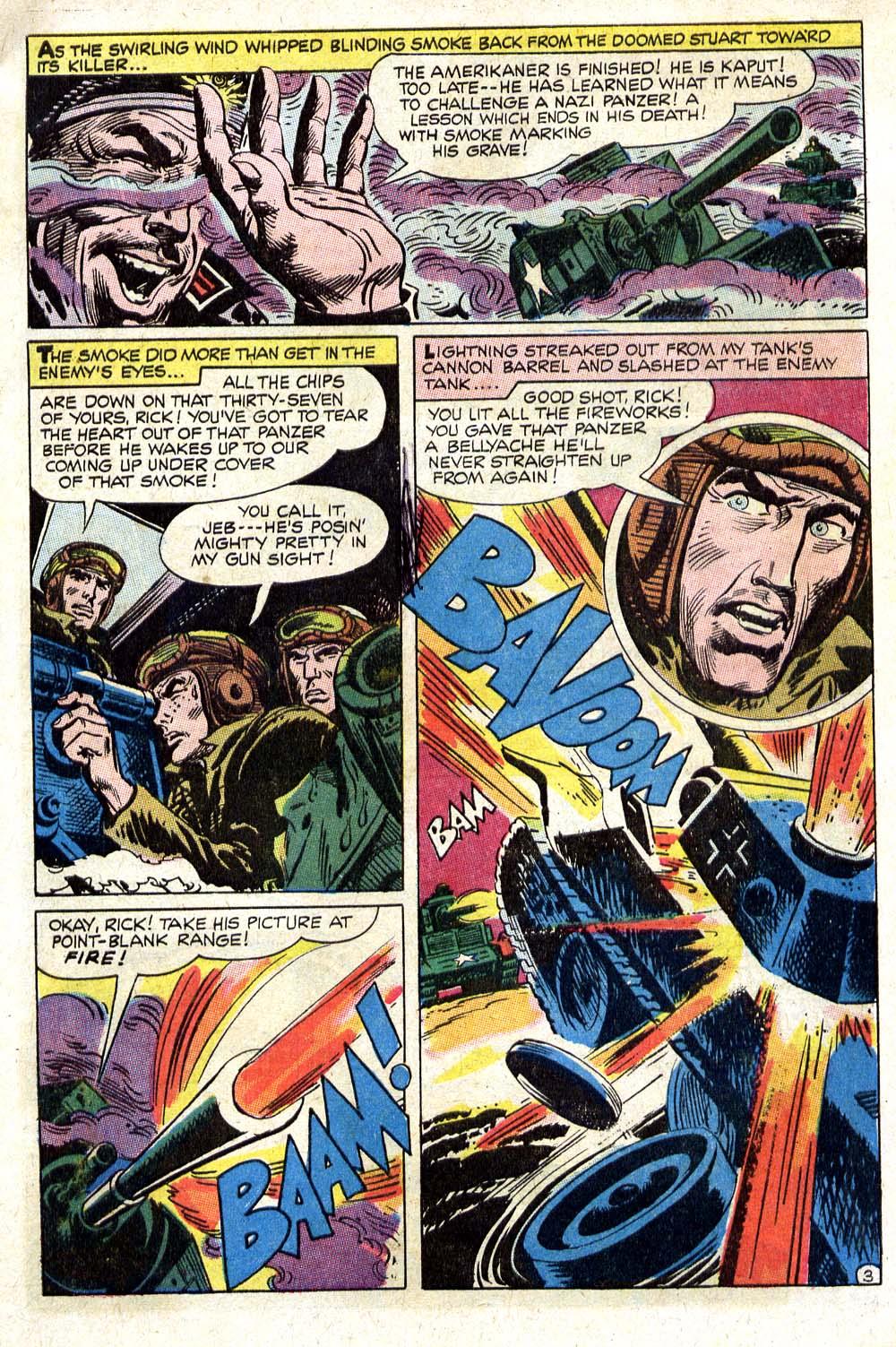 Comic G I  Combat (1952) issue 127