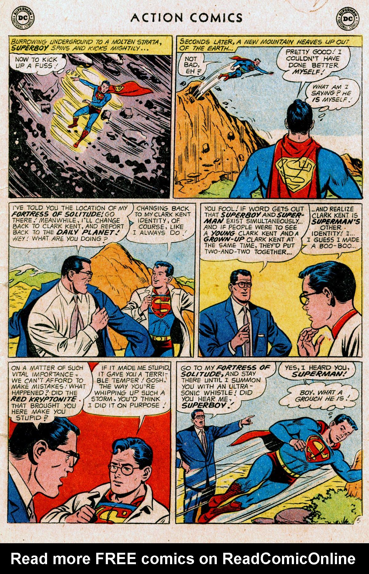 Action Comics (1938) 259 Page 6