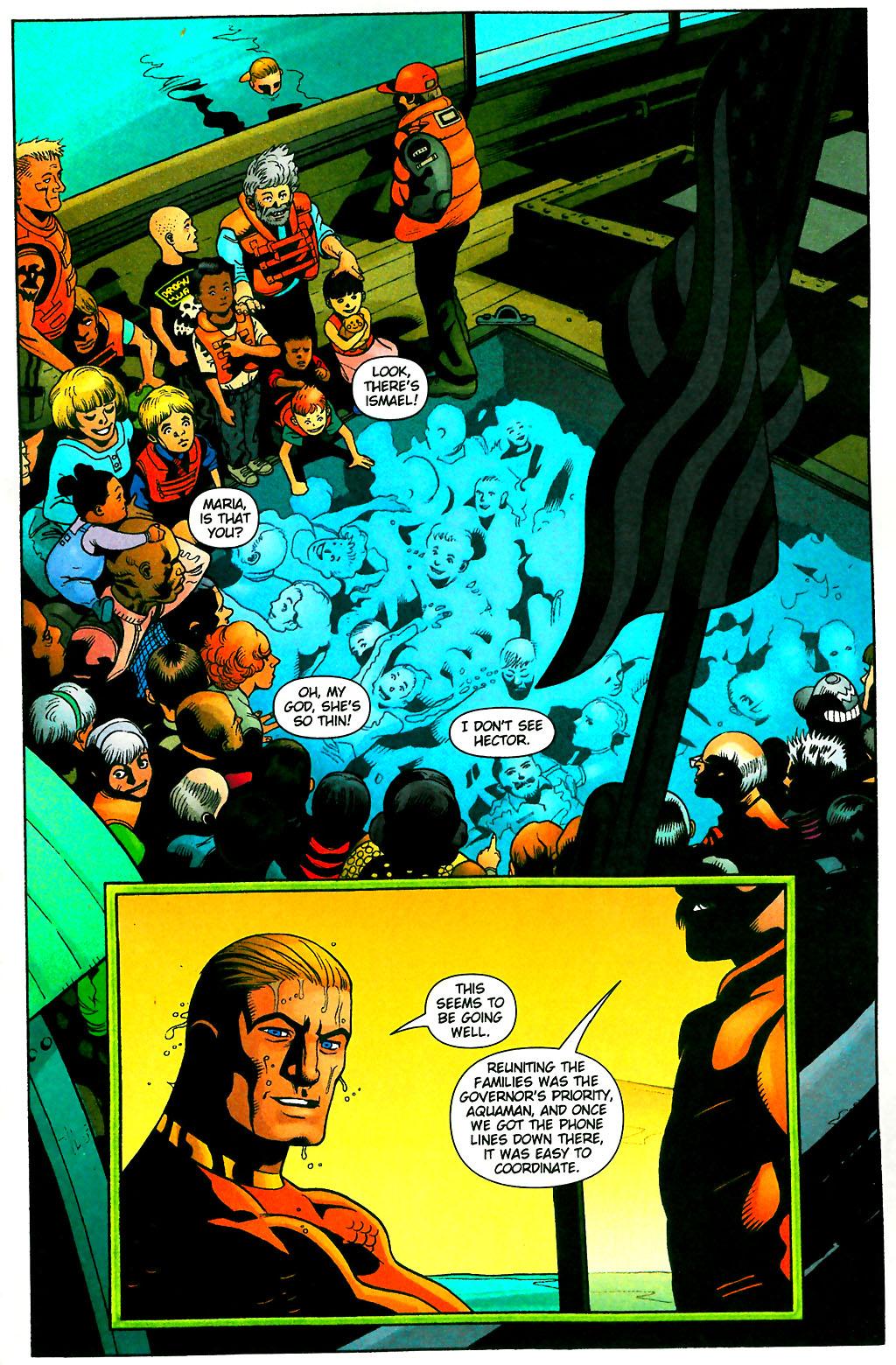 Read online Aquaman (2003) comic -  Issue #28 - 6