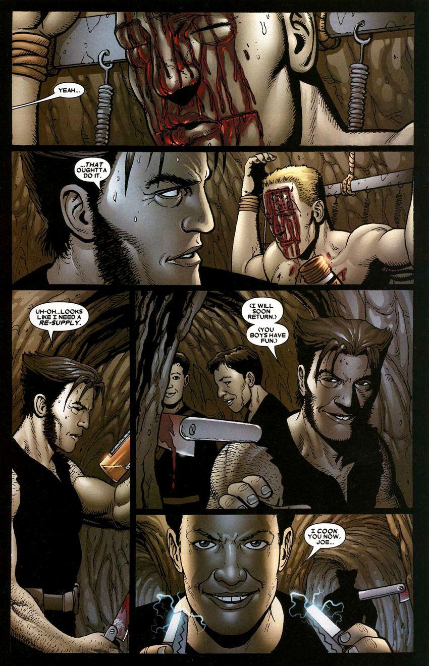 Read online Wolverine: Origins comic -  Issue #2 - 14