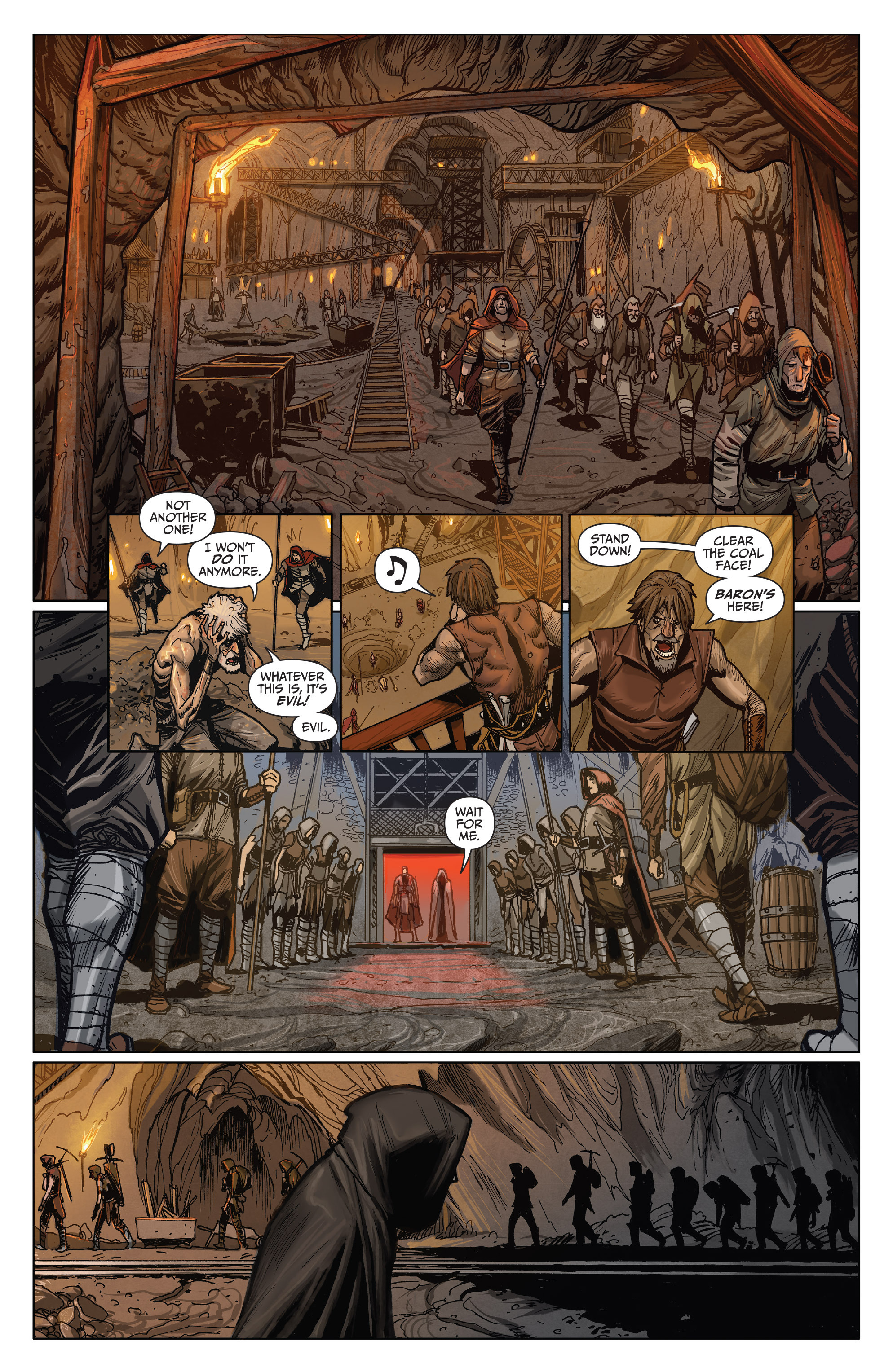 Read online Klaus comic -  Issue #3 - 16