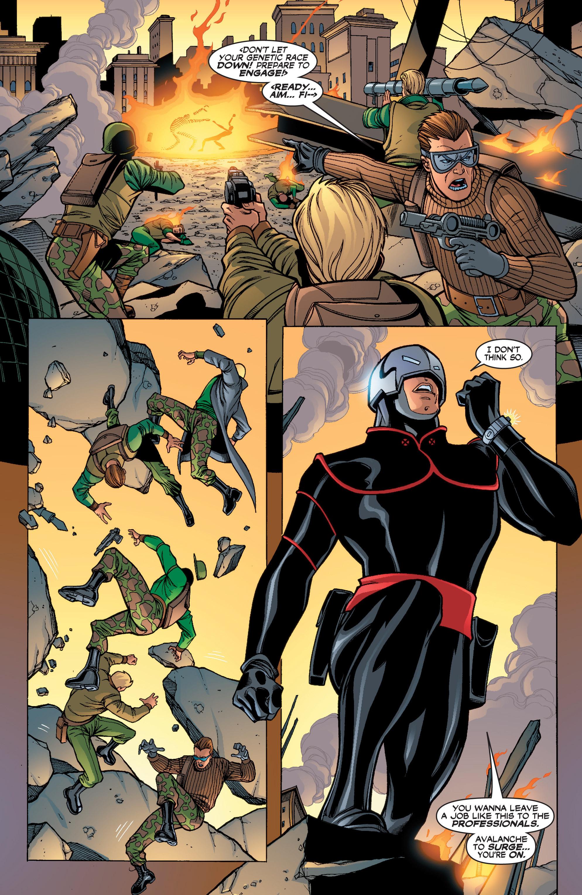 Read online Uncanny X-Men (1963) comic -  Issue #402 - 10