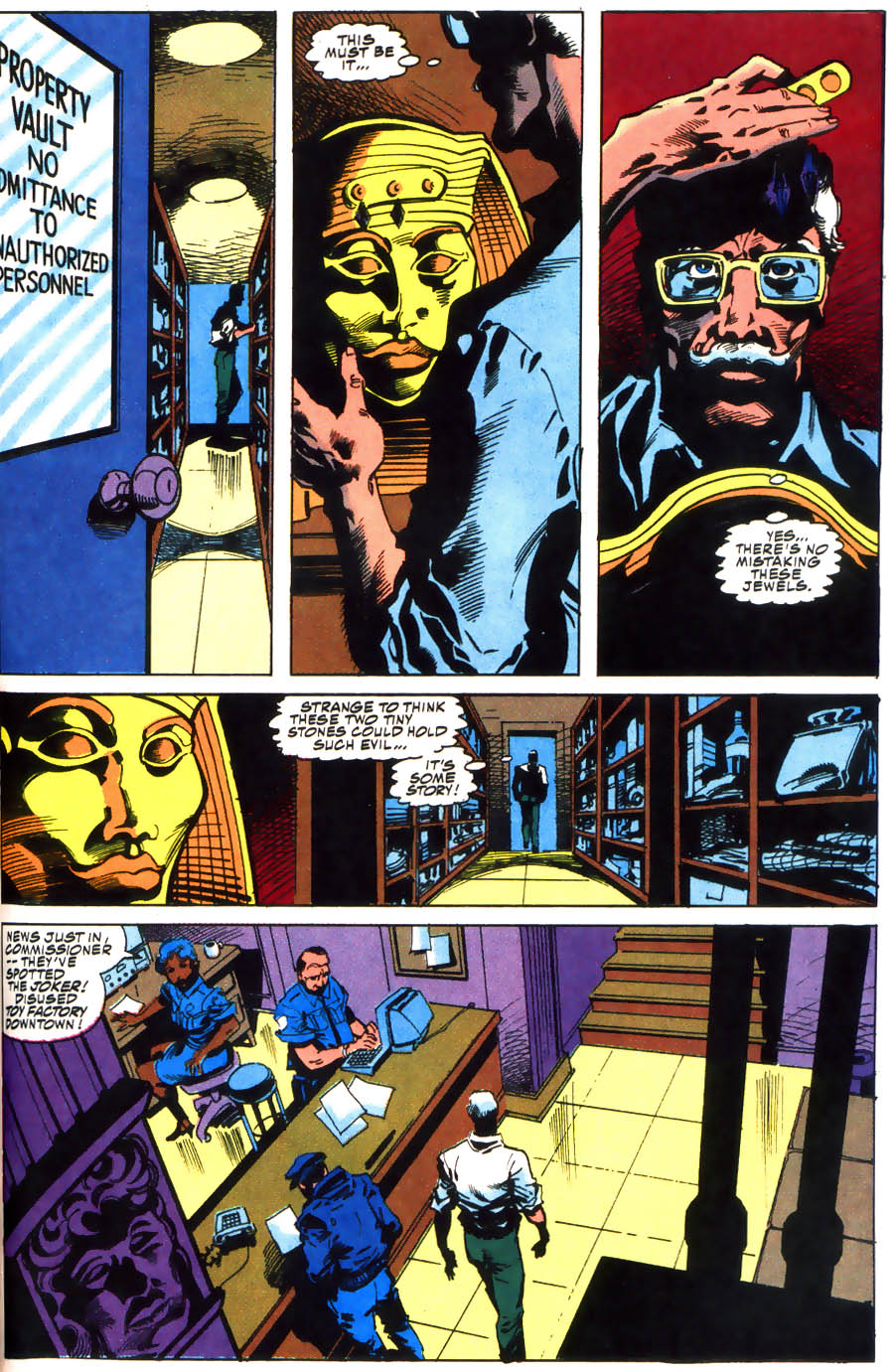 Read online Detective Comics (1937) comic -  Issue # _Annual 5 - 31