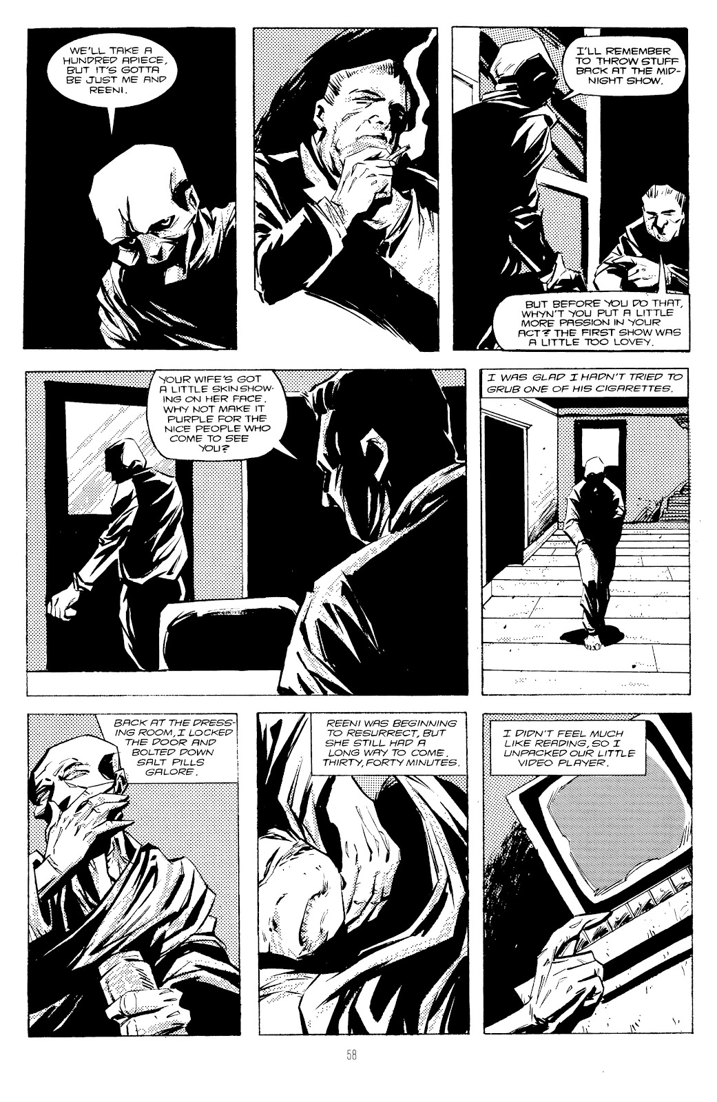 Read online Freaks' Amour comic -  Issue # TPB (Part 1) - 59
