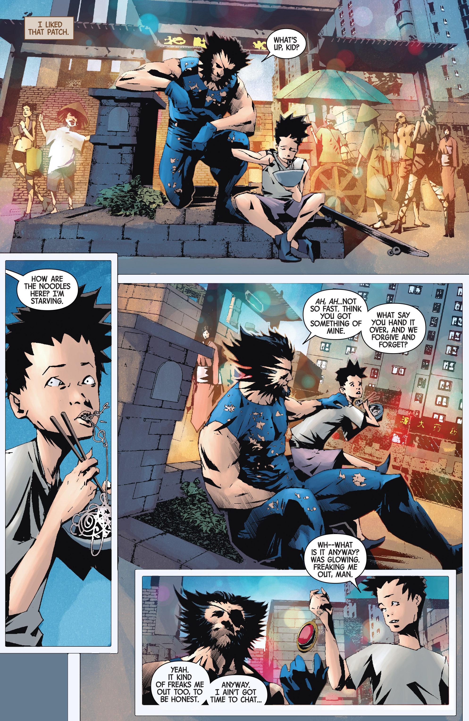Read online Old Man Logan (2016) comic -  Issue #23 - 11