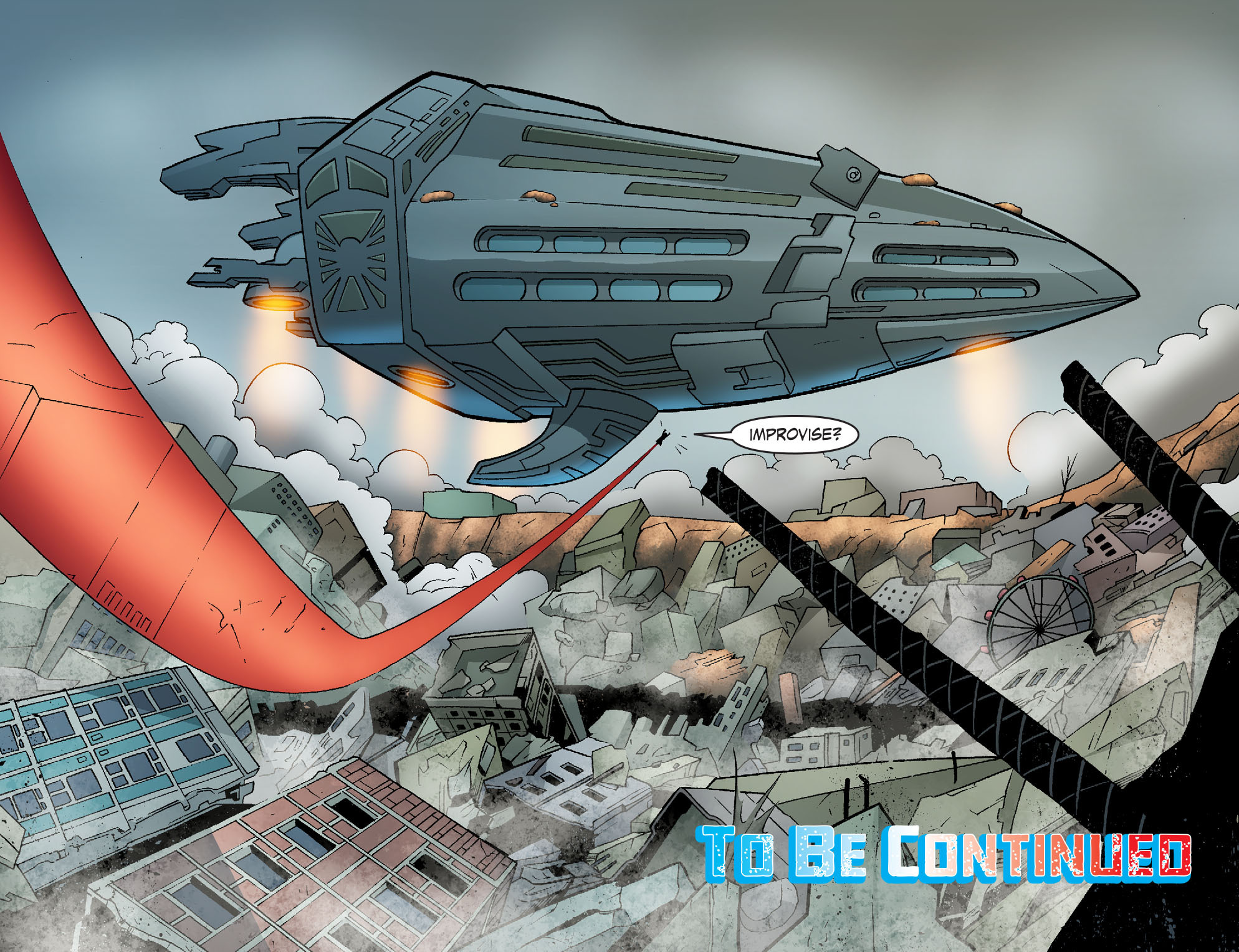 Read online Smallville: Alien comic -  Issue #10 - 22
