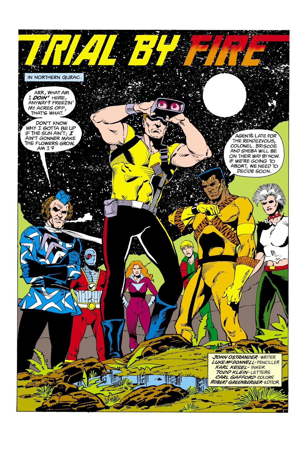 Suicide Squad (1987) Issue #2 #3 - English 2