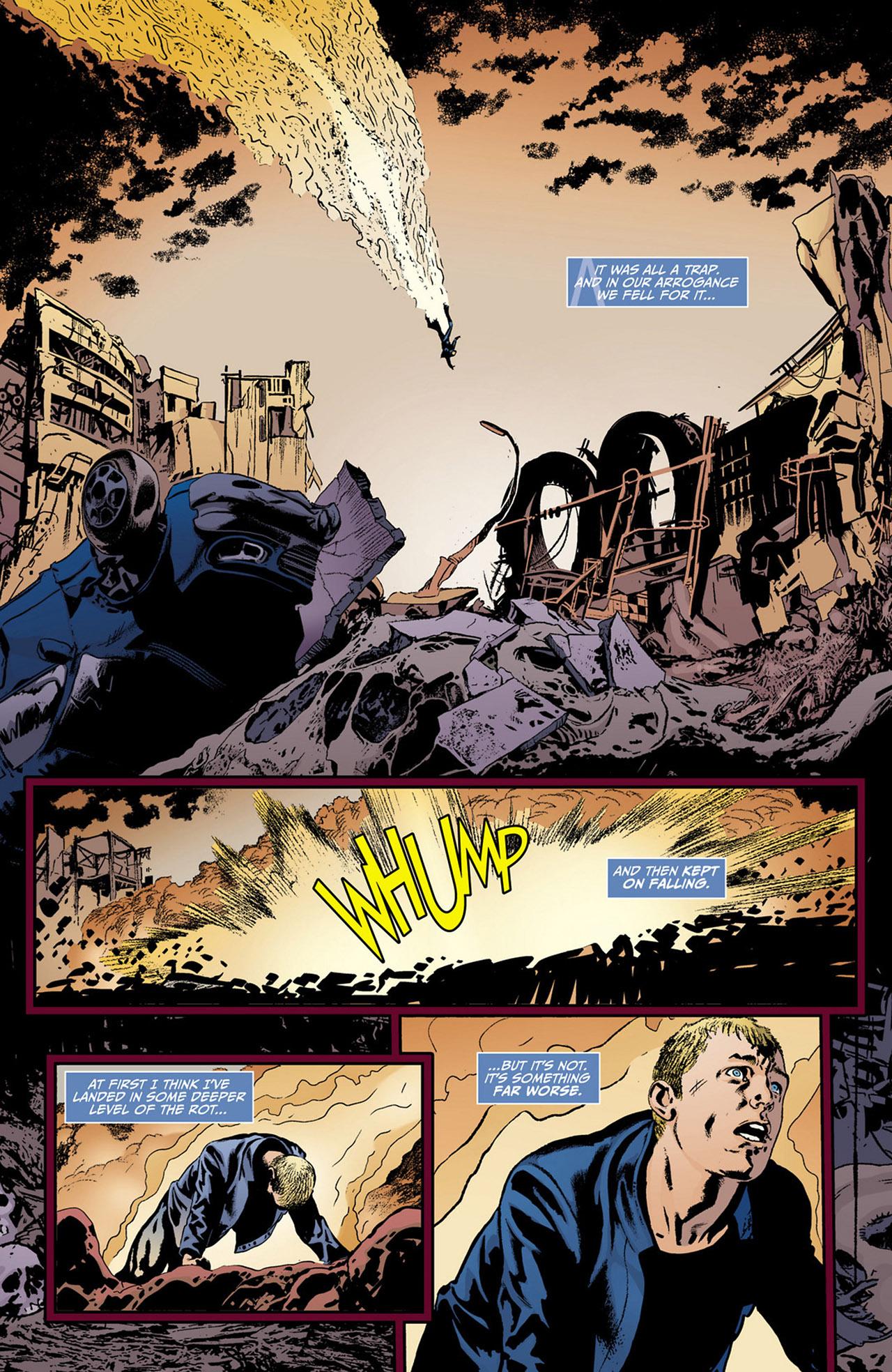 Read online Animal Man (2011) comic -  Issue #13 - 2