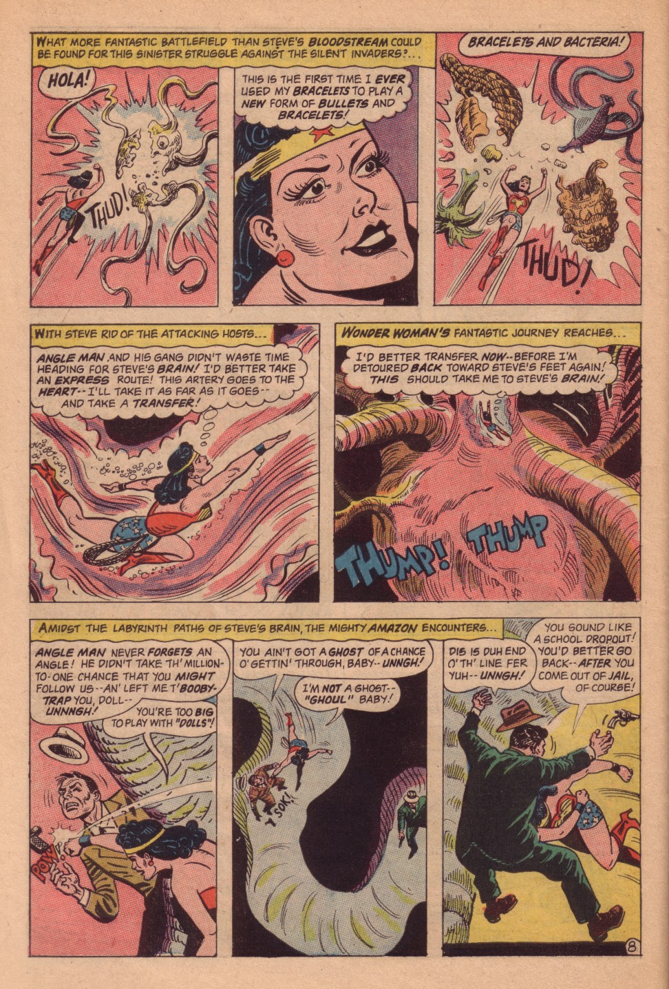 Read online Wonder Woman (1942) comic -  Issue #161 - 30