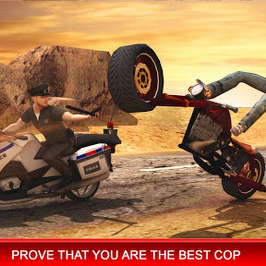 Police vs Thief MotoAttack v1.0 Apk