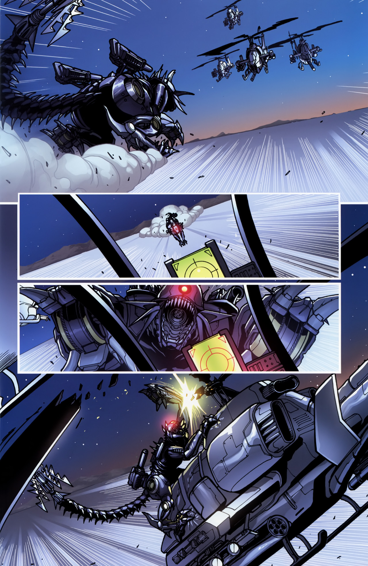 Read online Transformers: Tales of The Fallen comic -  Issue #5 - 13
