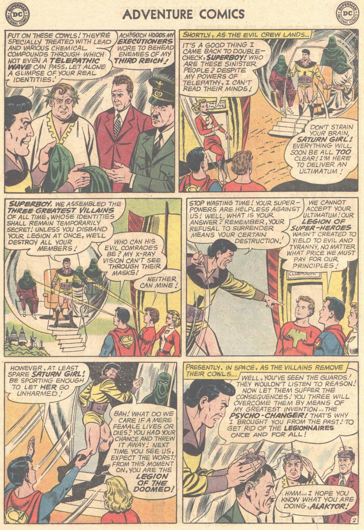 Read online Adventure Comics (1938) comic -  Issue #501 - 20