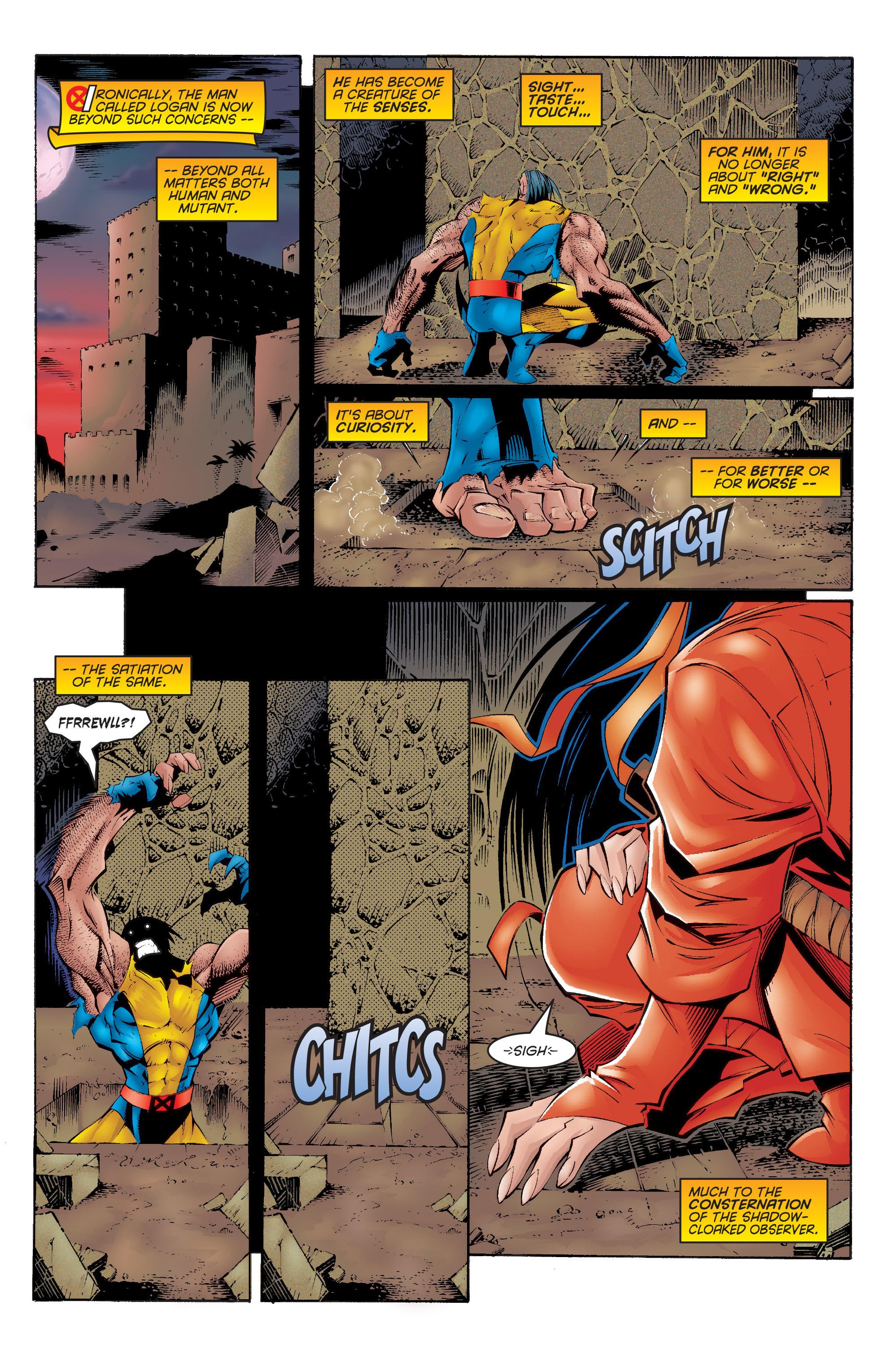 Read online Uncanny X-Men (1963) comic -  Issue #332 - 10