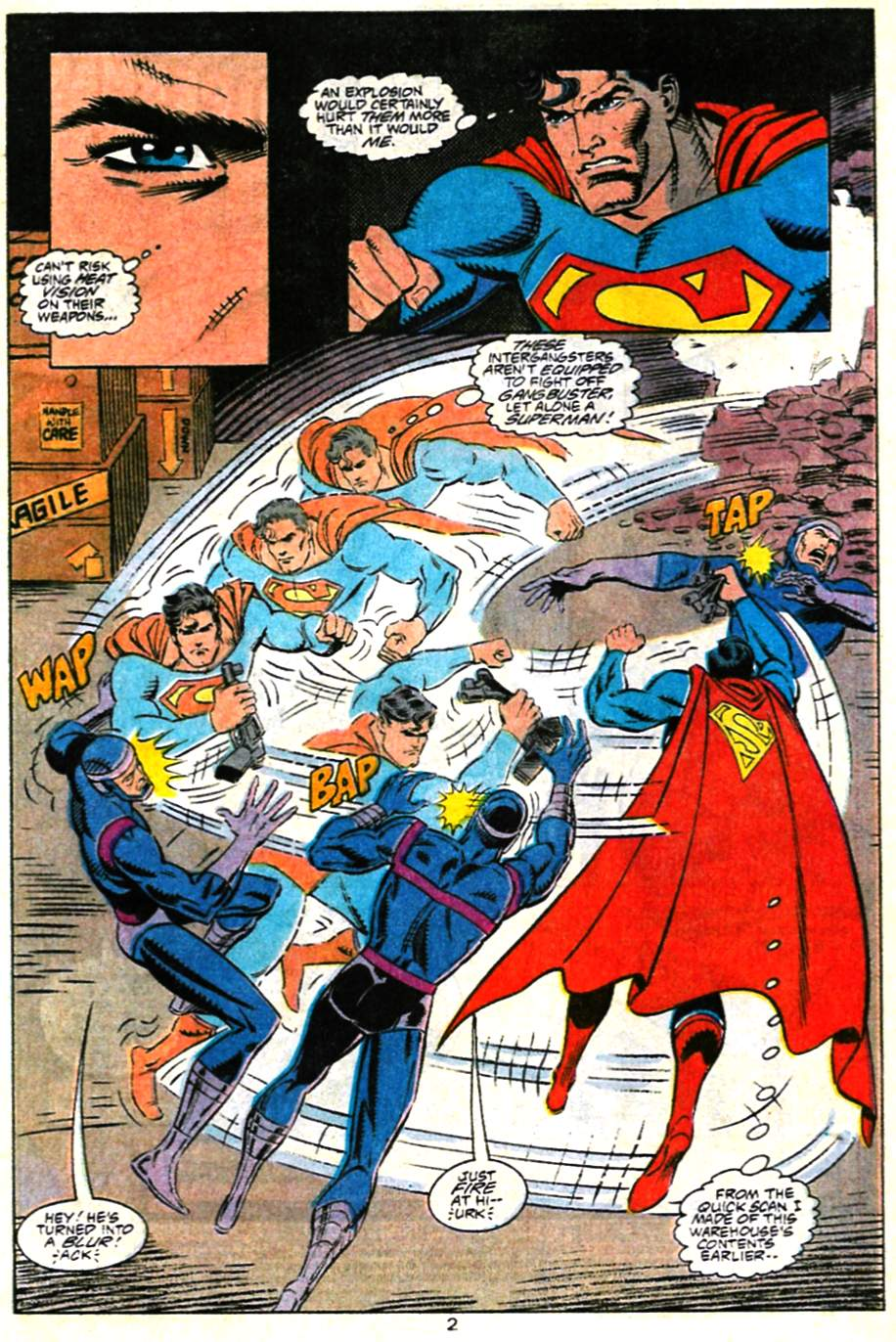 Adventures of Superman (1987) 483 Page 2
