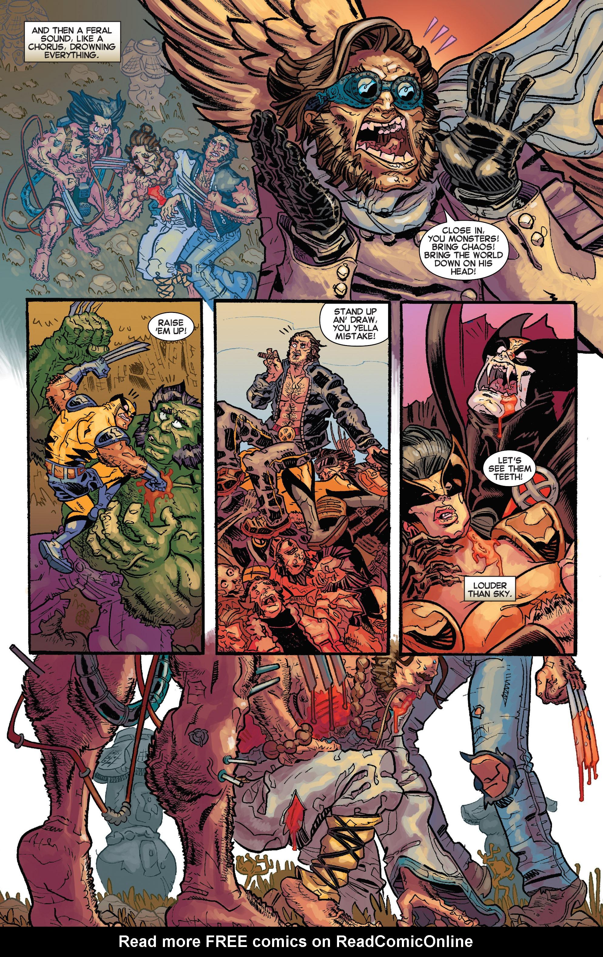Read online Secret Wars: Battleworld comic -  Issue #3 - 10
