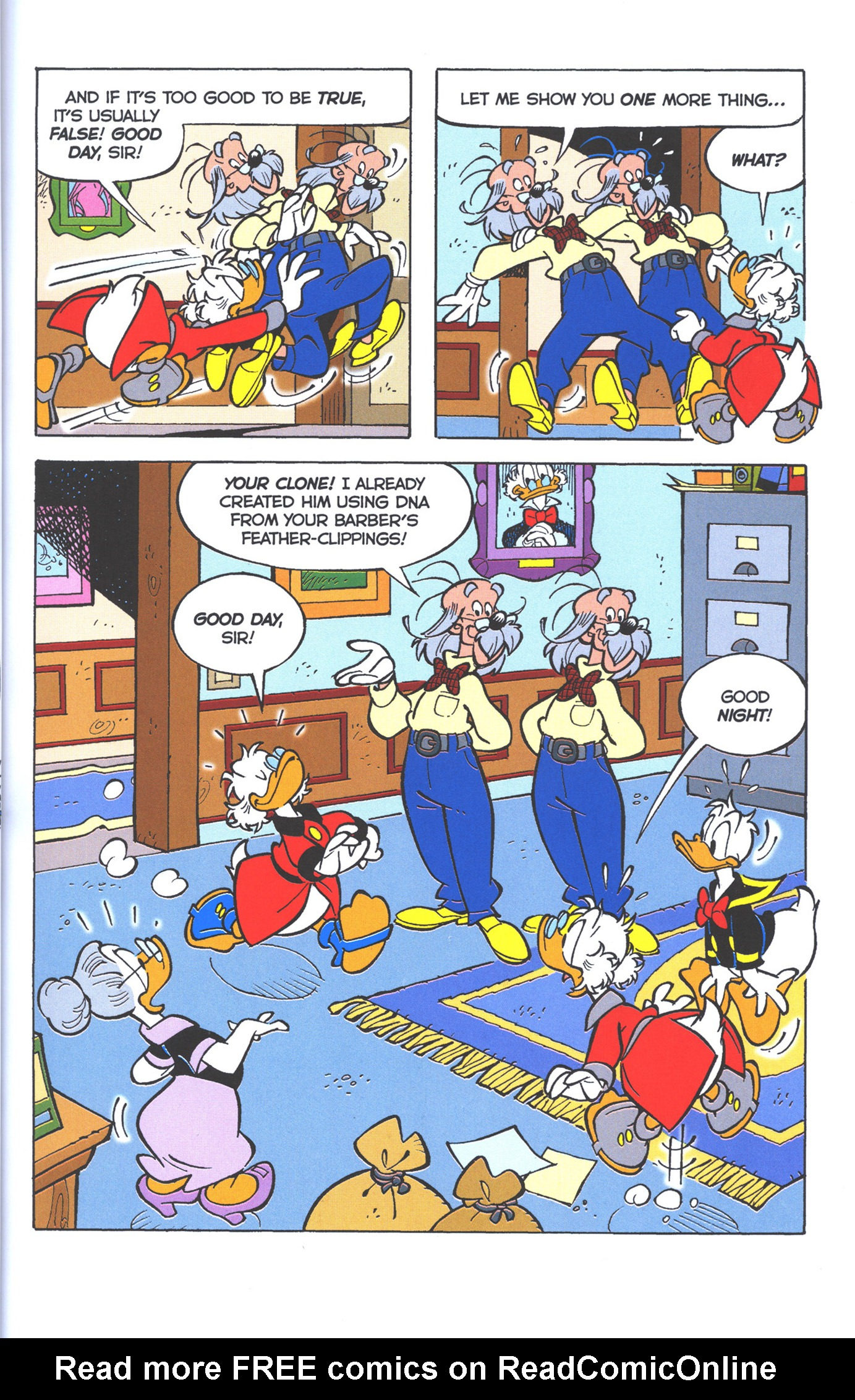 Read online Uncle Scrooge (1953) comic -  Issue #368 - 7