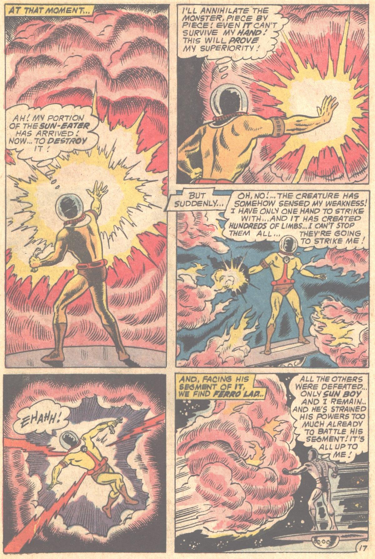 Read online Adventure Comics (1938) comic -  Issue #353 - 24