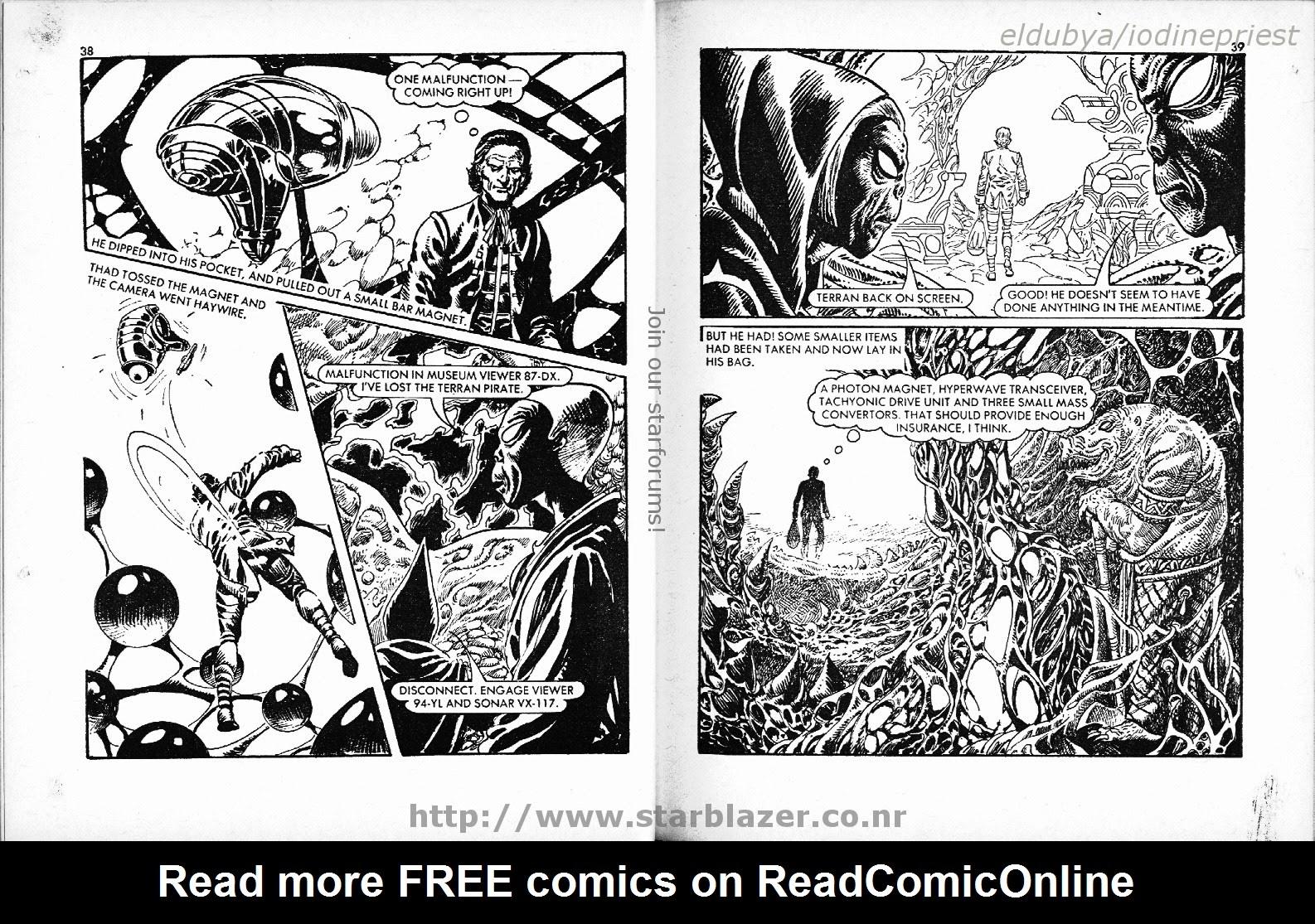 Starblazer issue 141 - Page 21