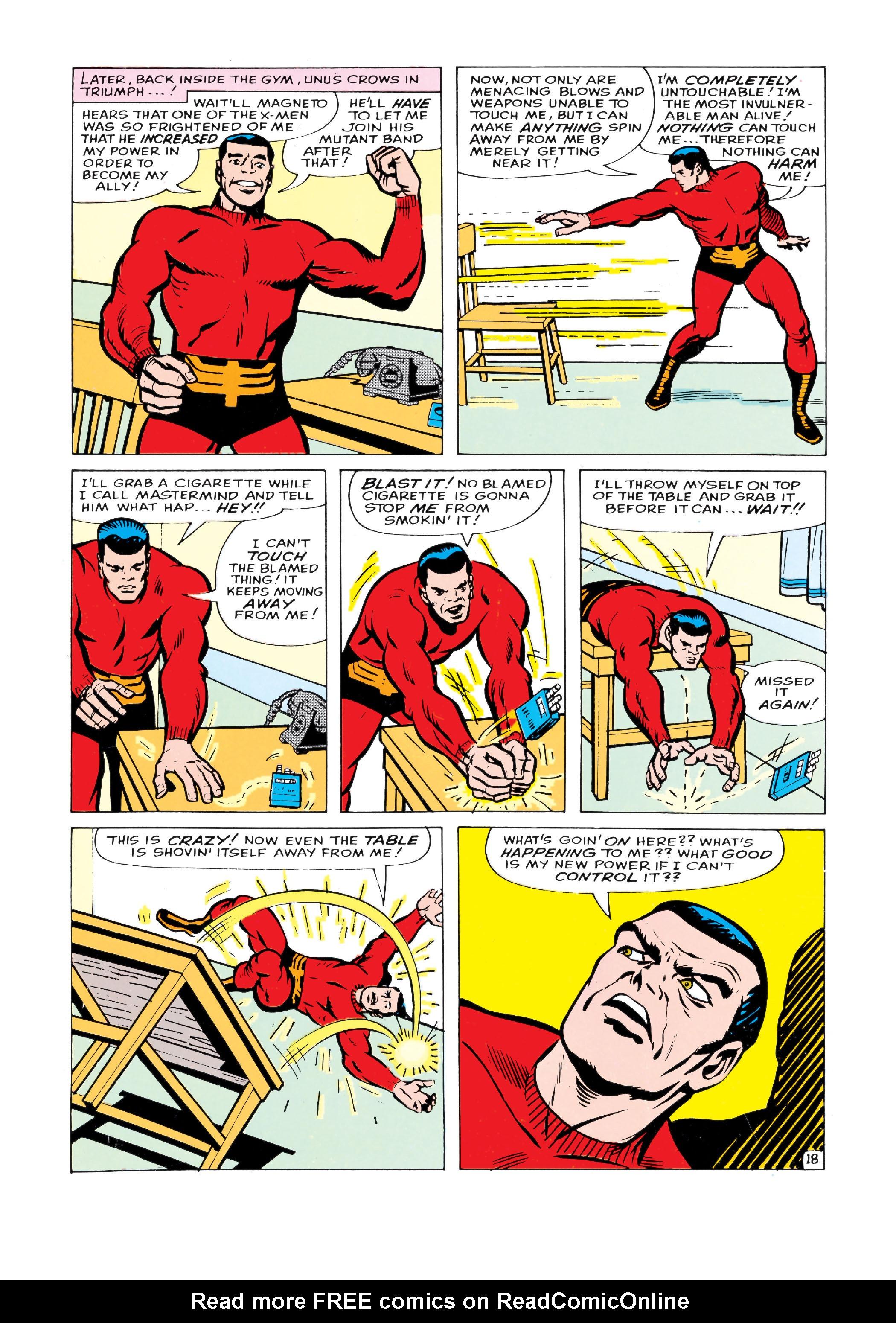 Uncanny X-Men (1963) 8 Page 18