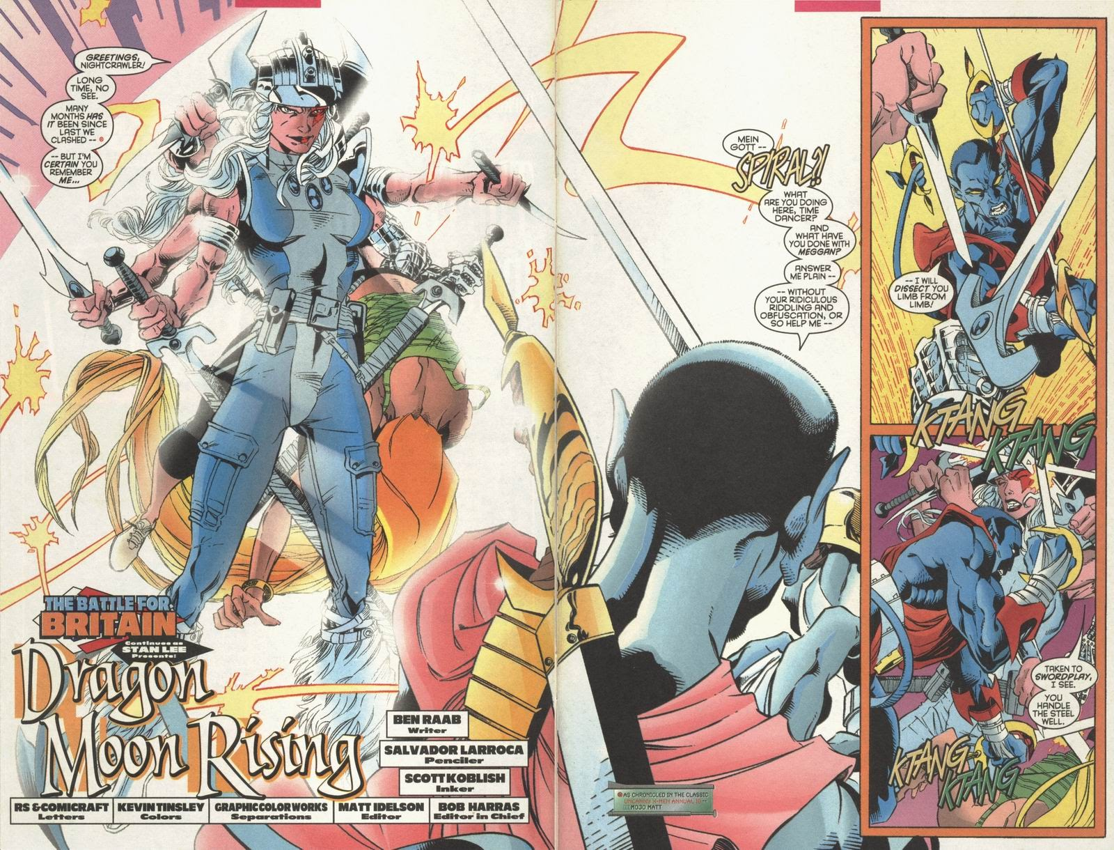 Excalibur (1988) issue 109 - Page 6