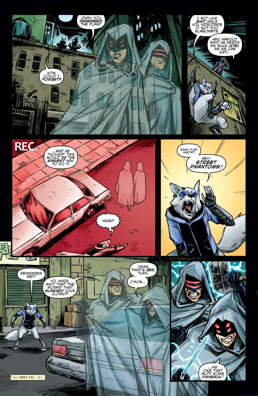 Read online Teenage Mutant Ninja Turtles: The IDW Collection comic -  Issue # TPB 7 (Part 2) - 4