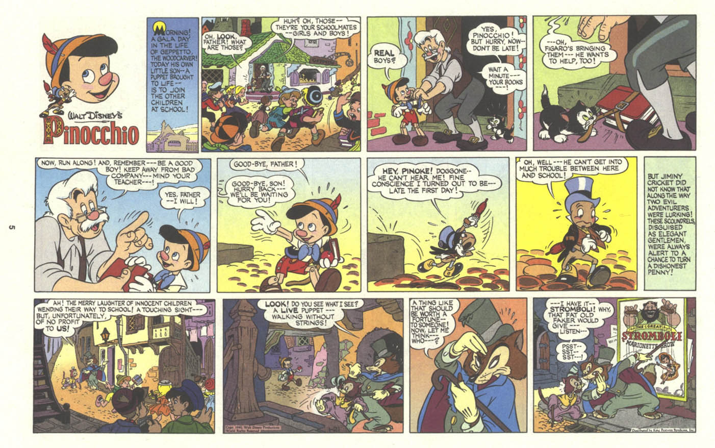 Walt Disney's Comics and Stories issue 574 - Page 28