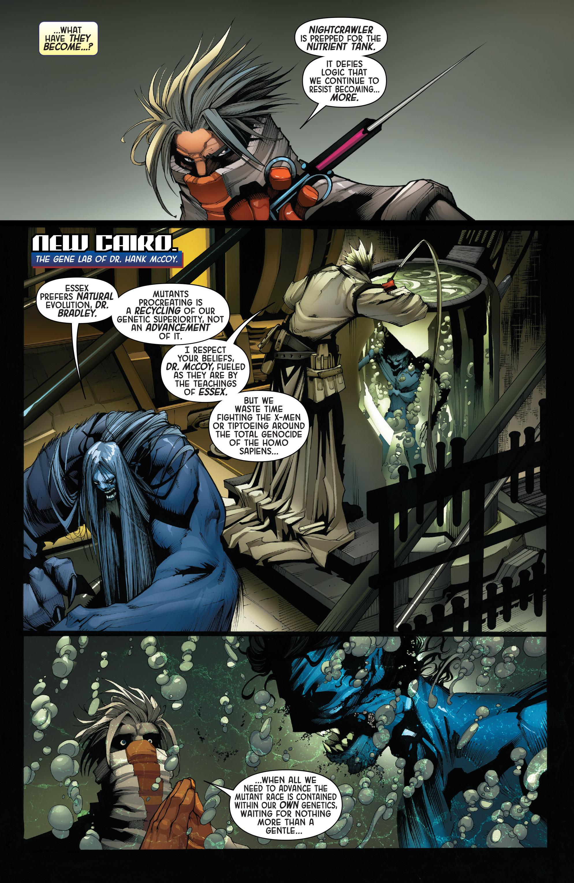 Read online Age of Apocalypse (2015) comic -  Issue #2 - 10