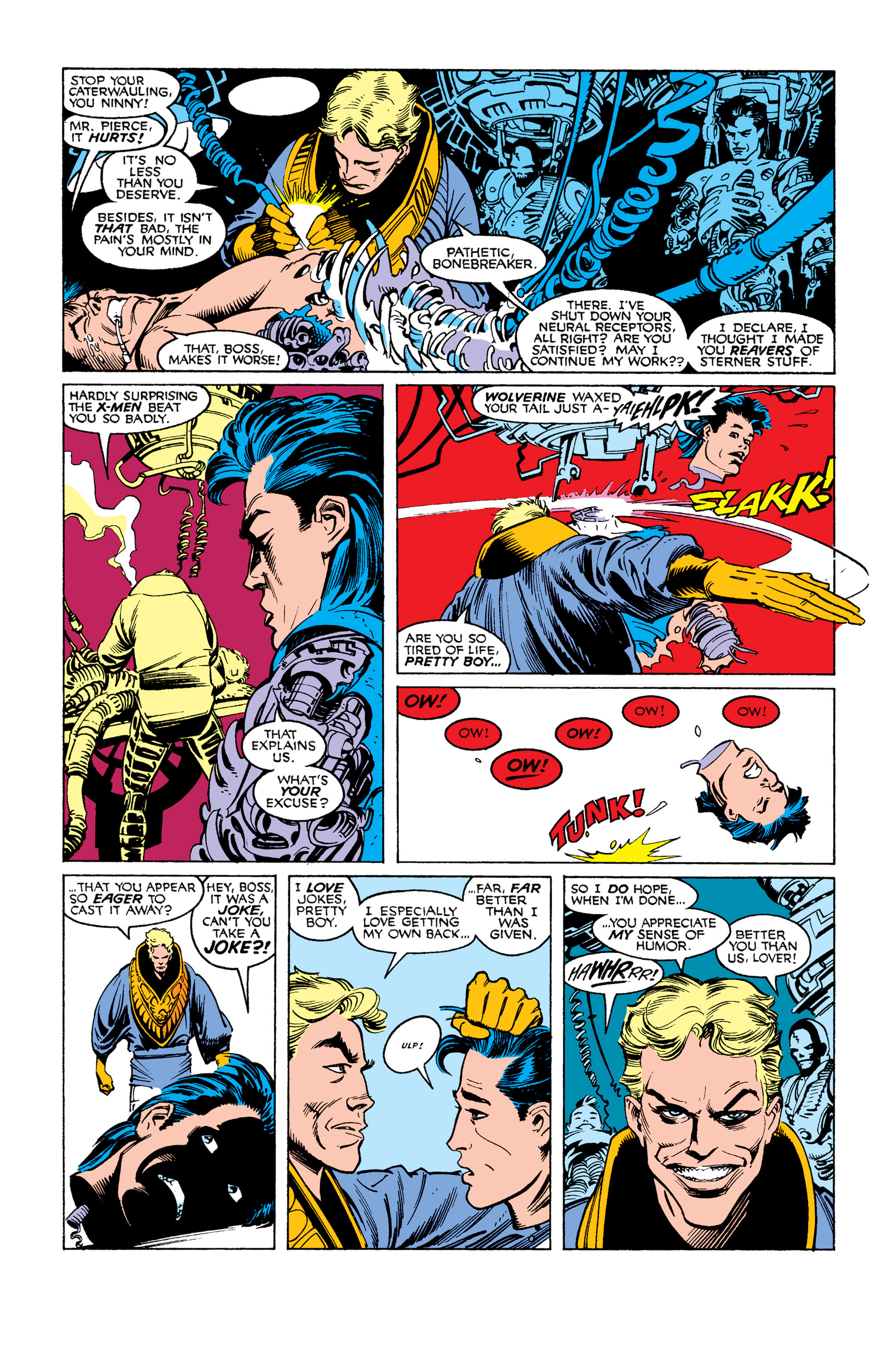 Read online Uncanny X-Men (1963) comic -  Issue #253 - 6