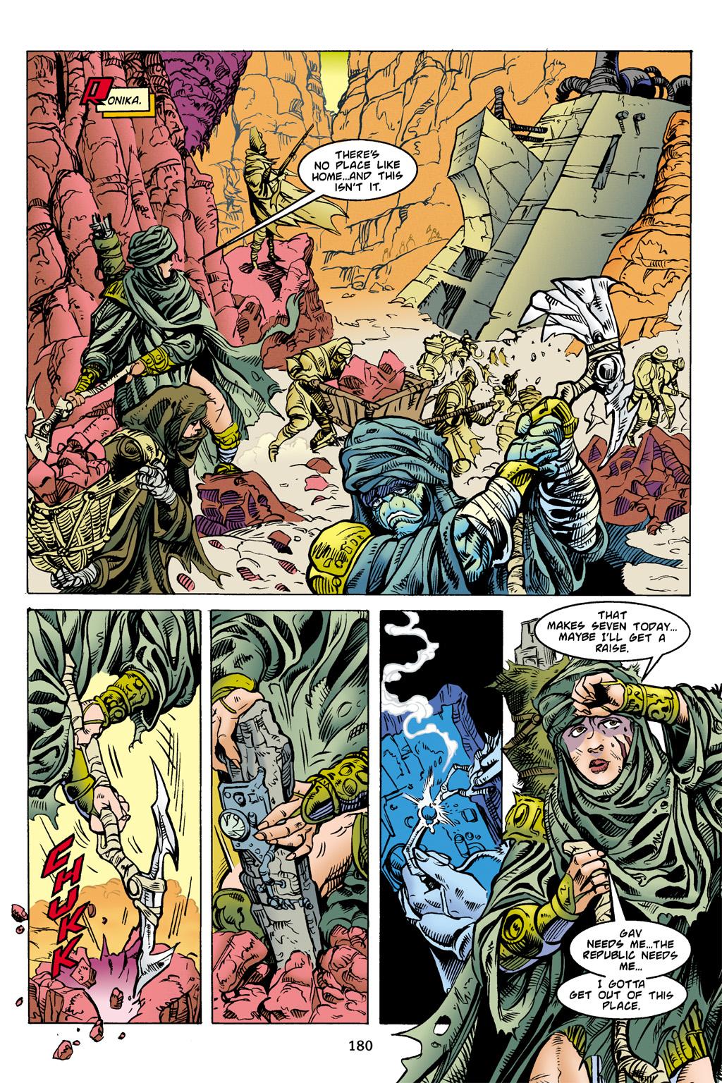 Read online Star Wars Omnibus comic -  Issue # Vol. 4 - 174