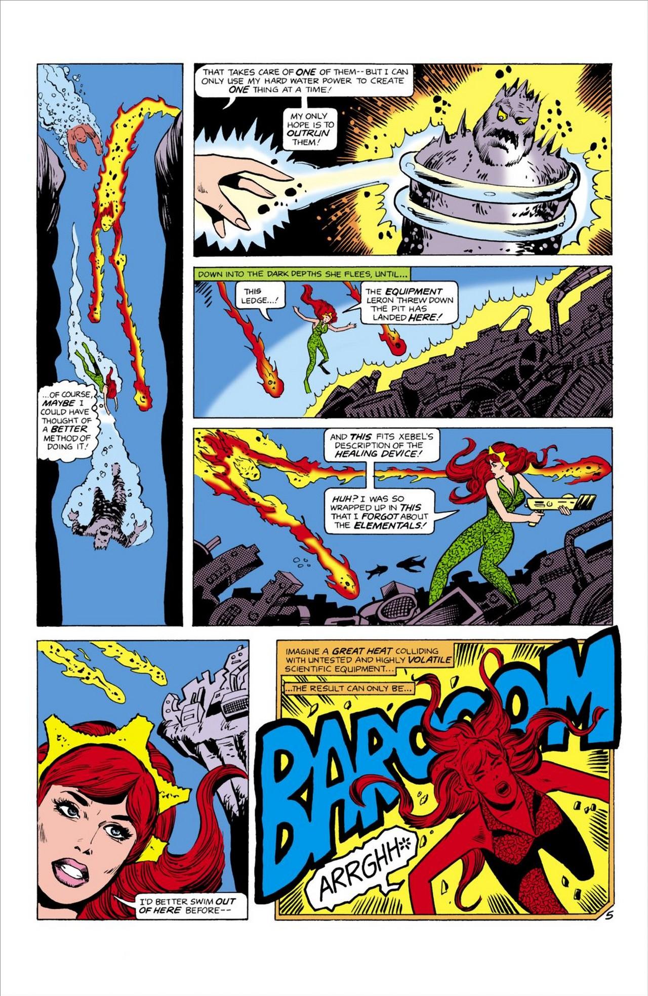 Read online Aquaman (1962) comic -  Issue #60 - 17