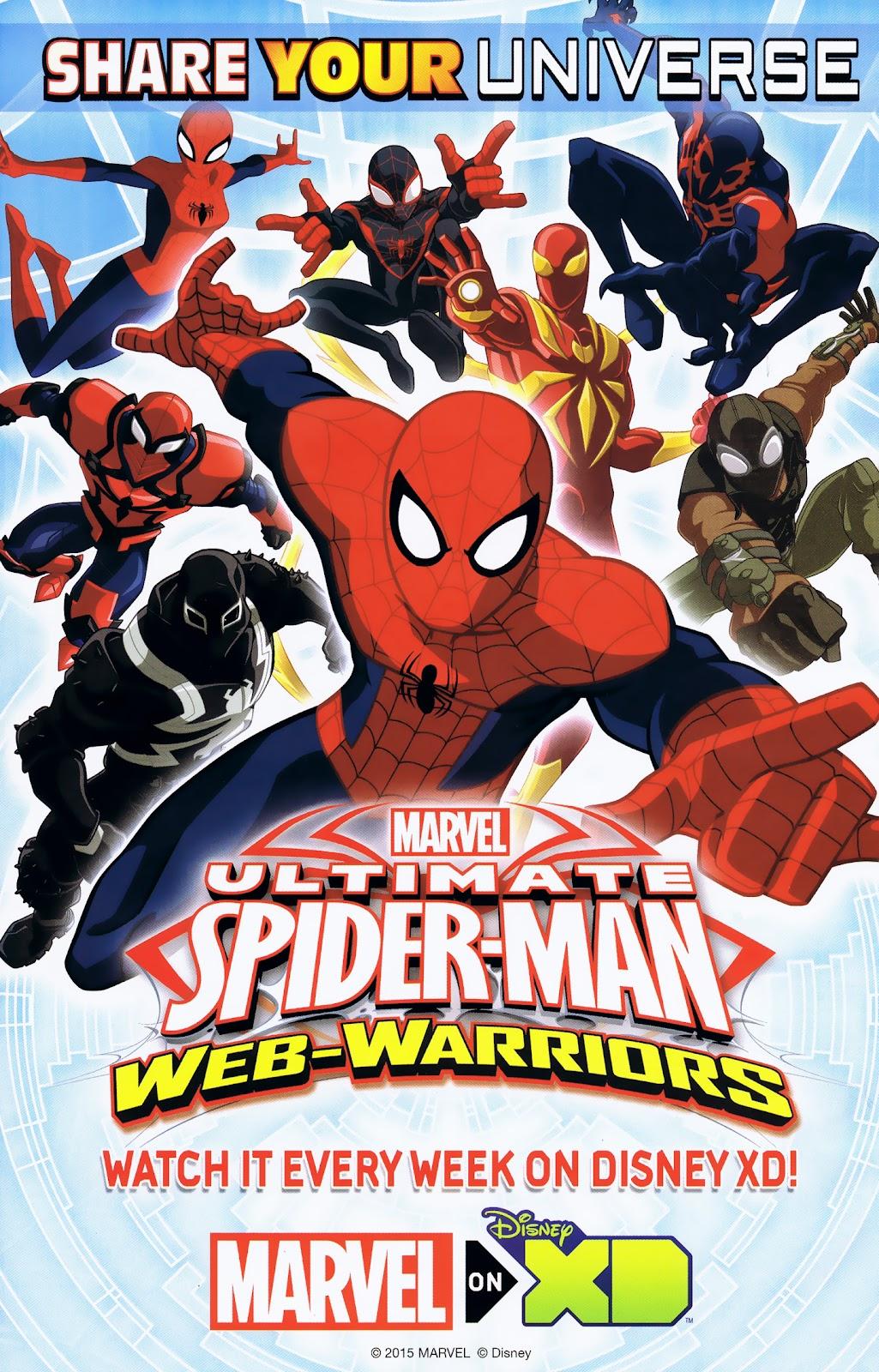 Read online Marvel Universe Avengers Assemble Season 2 comic -  Issue #15 - 2