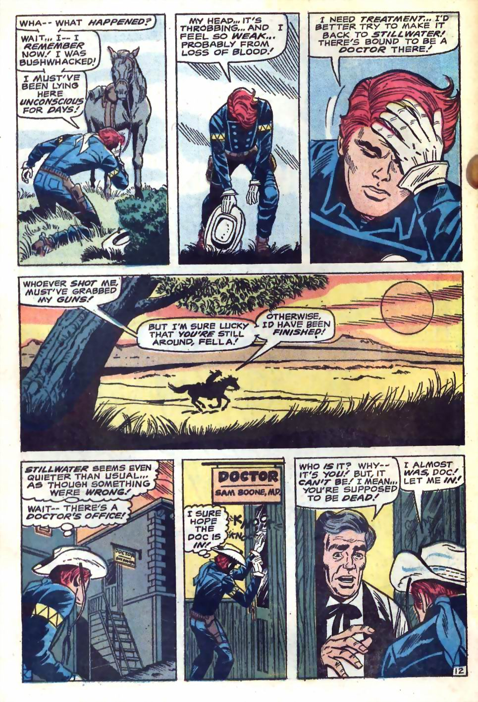 The Rawhide Kid (1955) issue 75 - Page 18