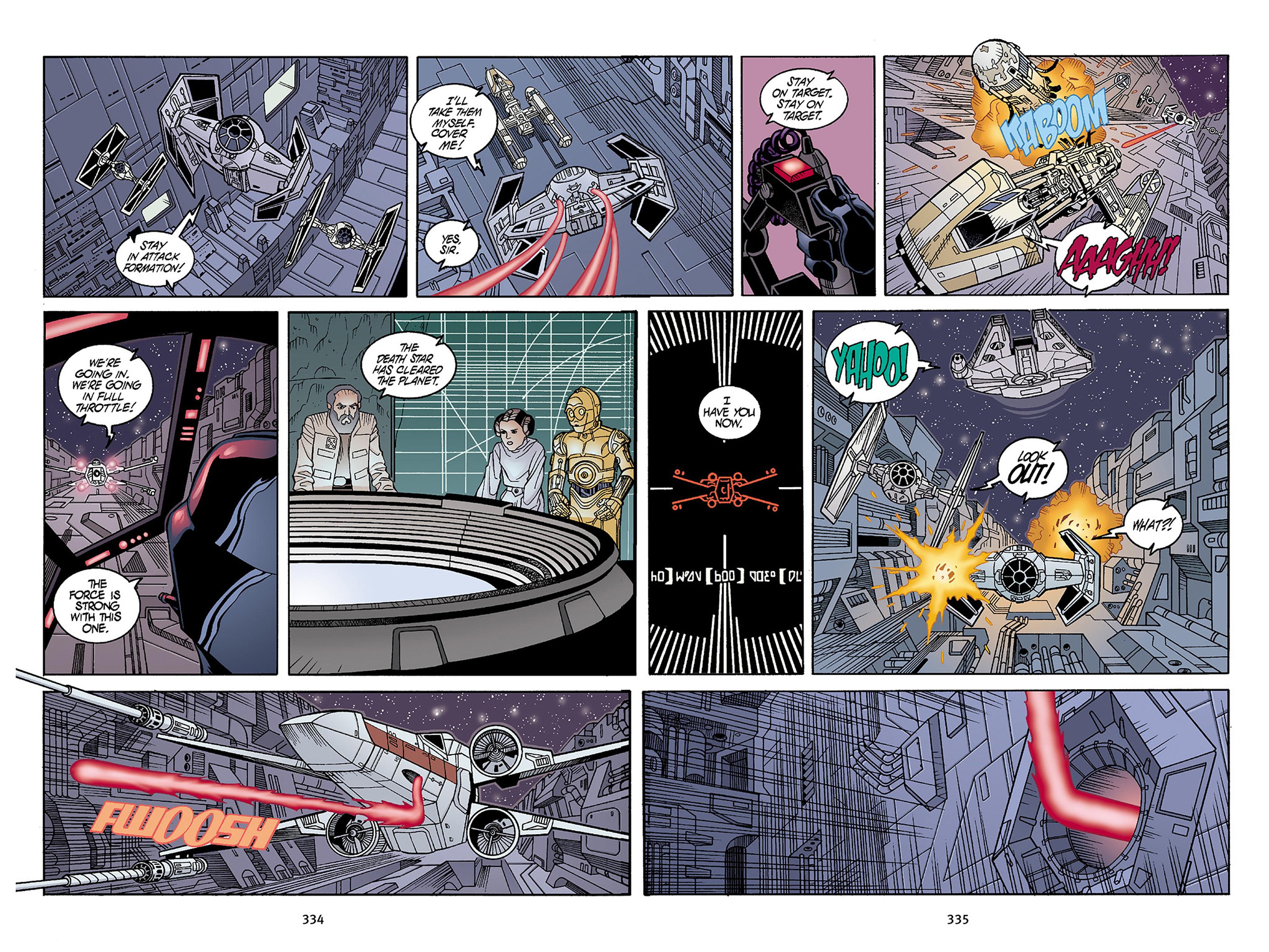 Read online Star Wars Omnibus comic -  Issue # Vol. 30 - 330