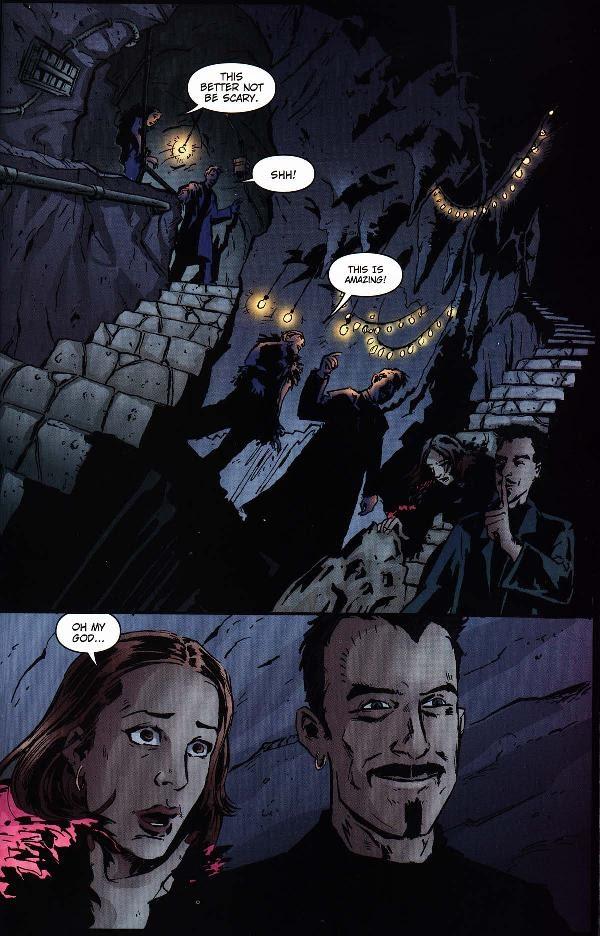 Read online Vampire the Masquerade comic -  Issue # Nosferatu - 25