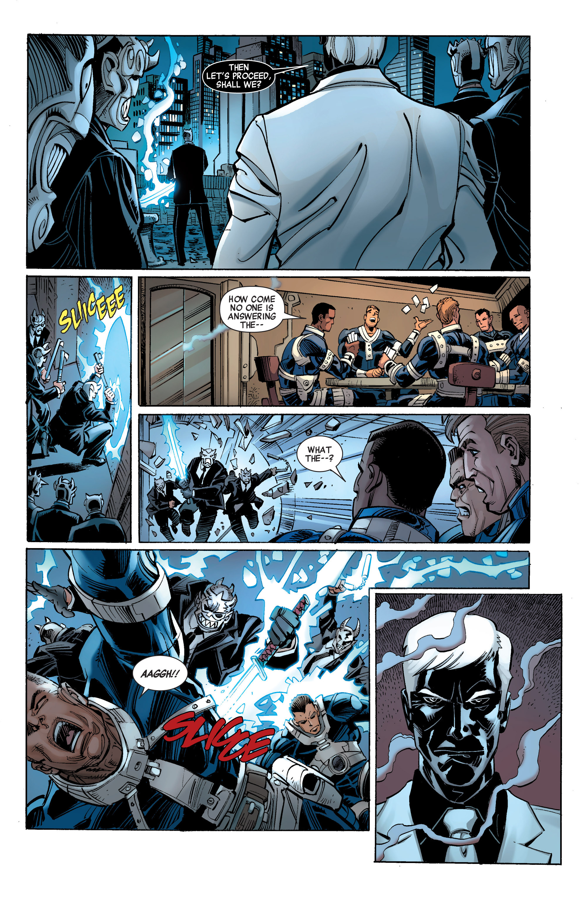 Read online Avengers (2010) comic -  Issue #30 - 5