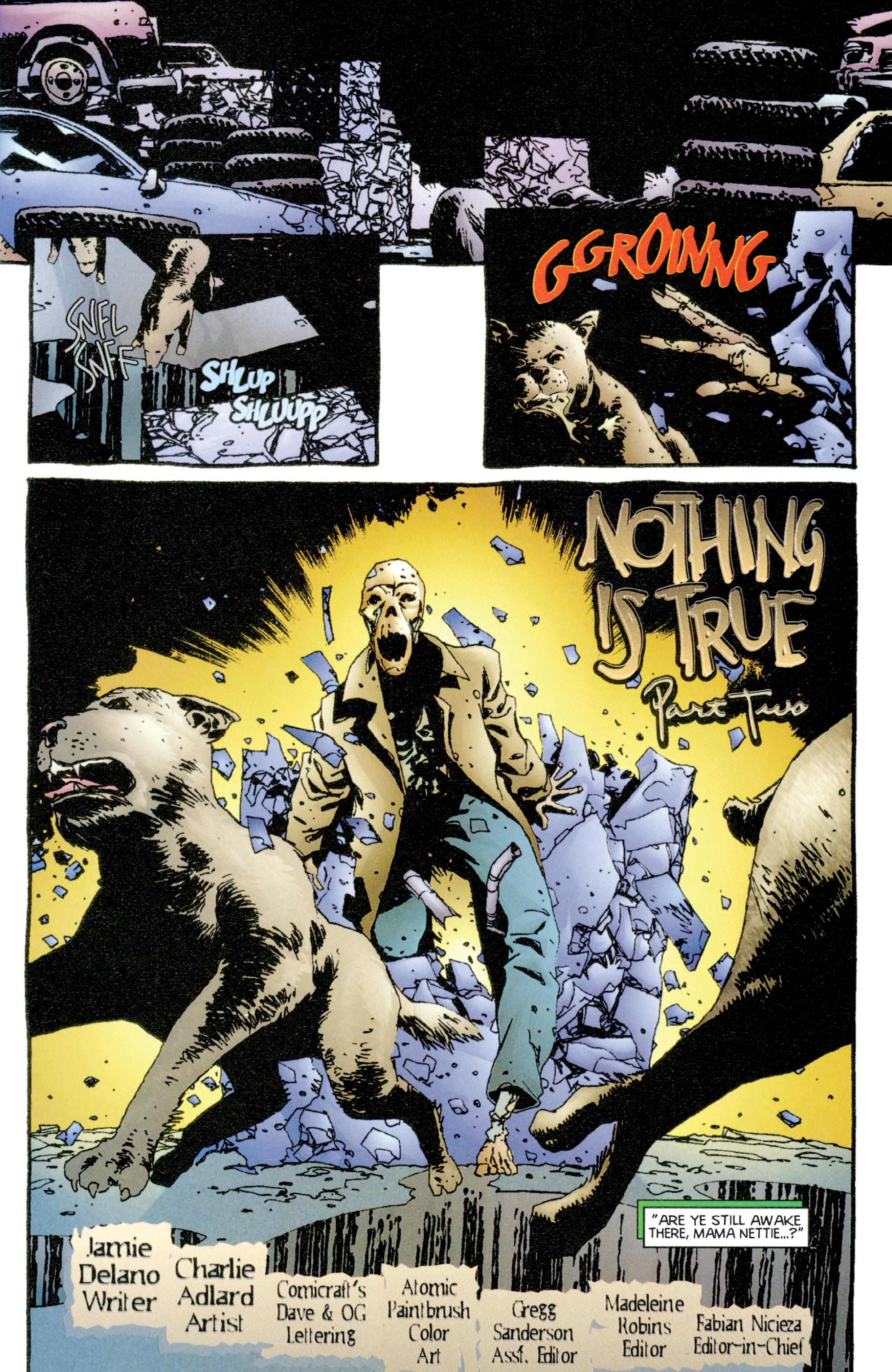 Read online Shadowman (1997) comic -  Issue #6 - 2