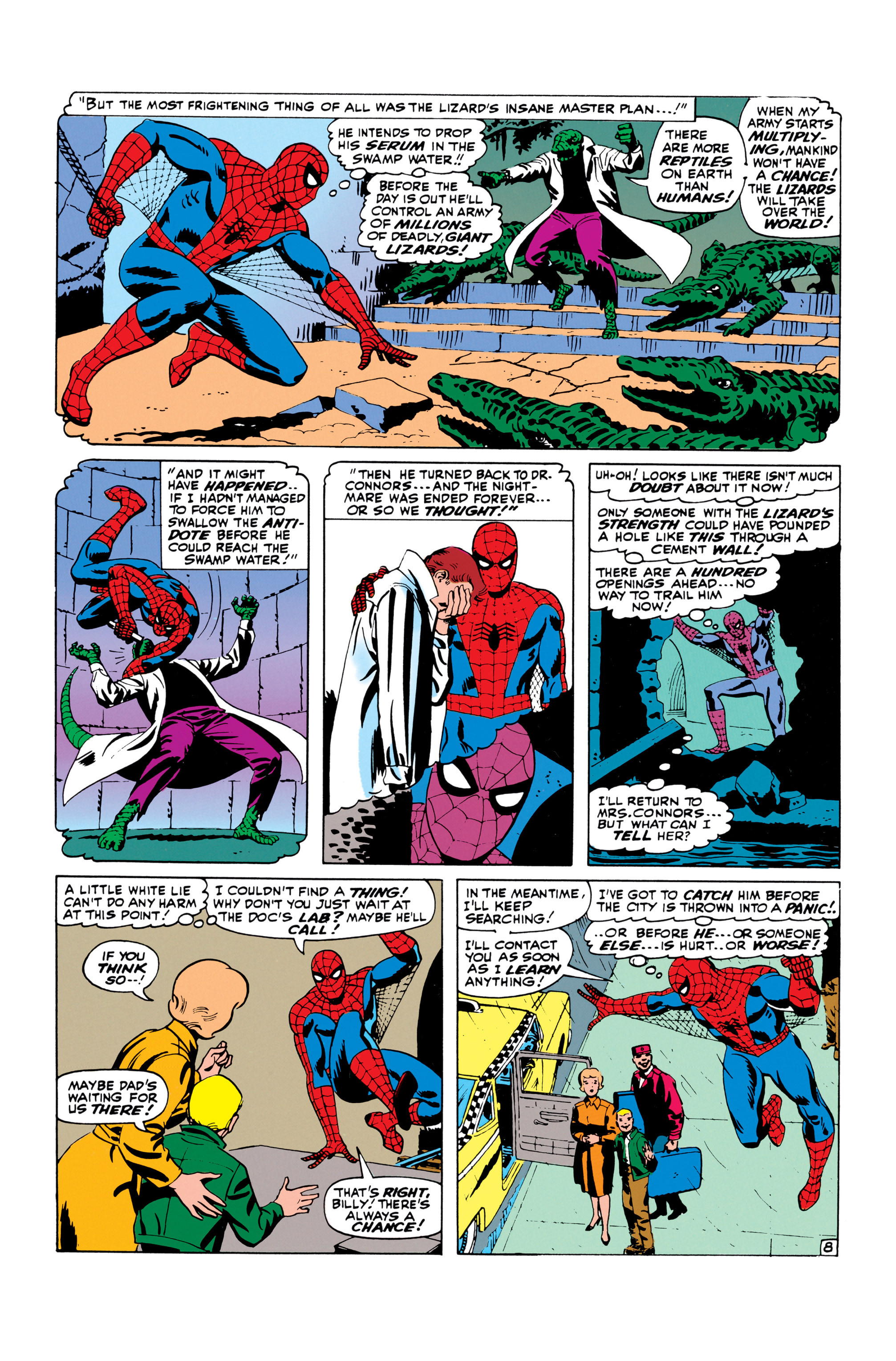 The Amazing Spider-Man (1963) 44 Page 8
