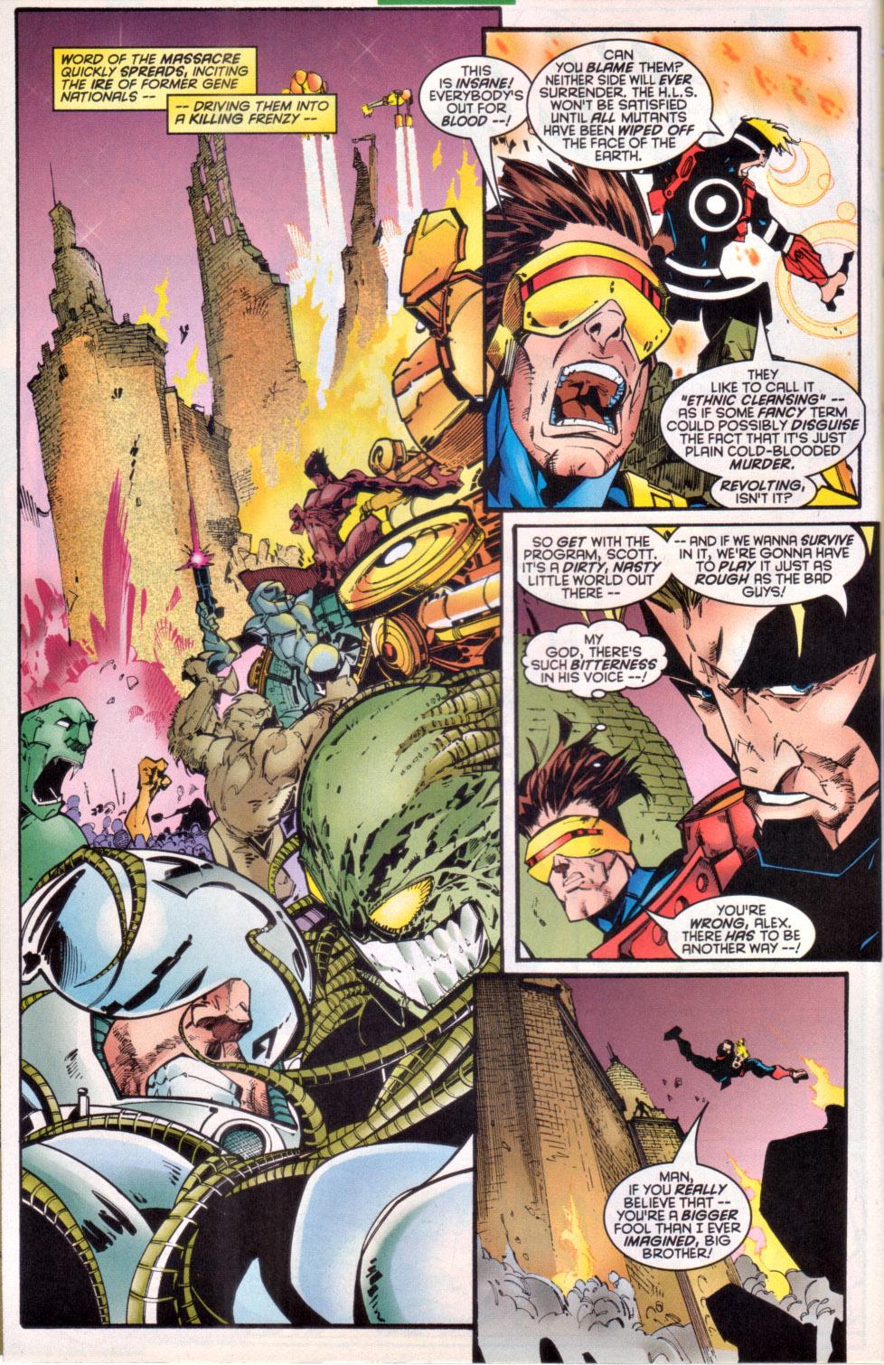 Read online Uncanny X-Men (1963) comic -  Issue # _Annual 1997 - 25