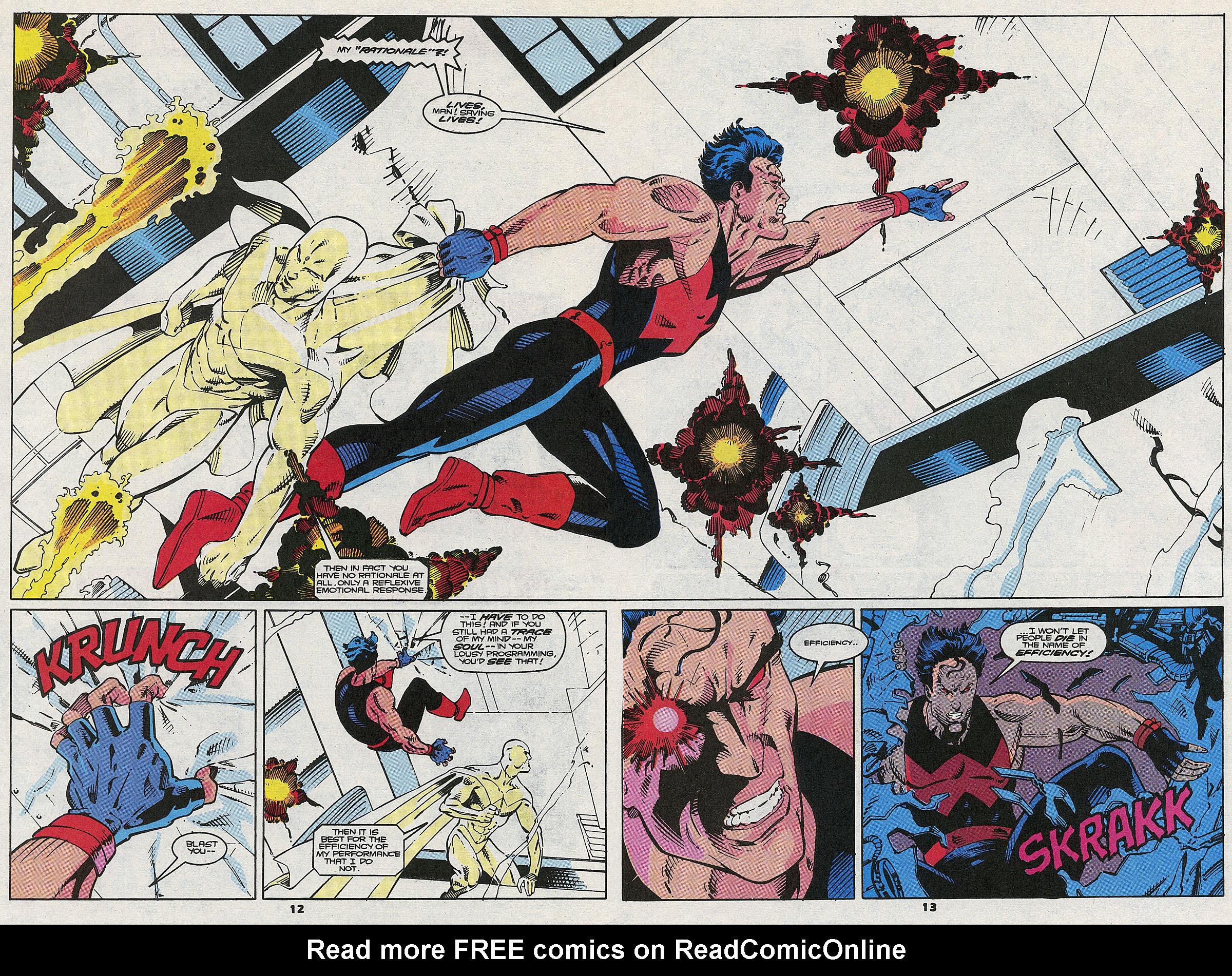 Read online Wonder Man (1991) comic -  Issue #8 - 8