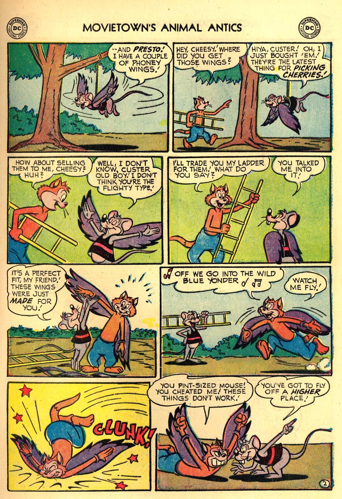 Read online Animal Antics comic -  Issue #47 - 9