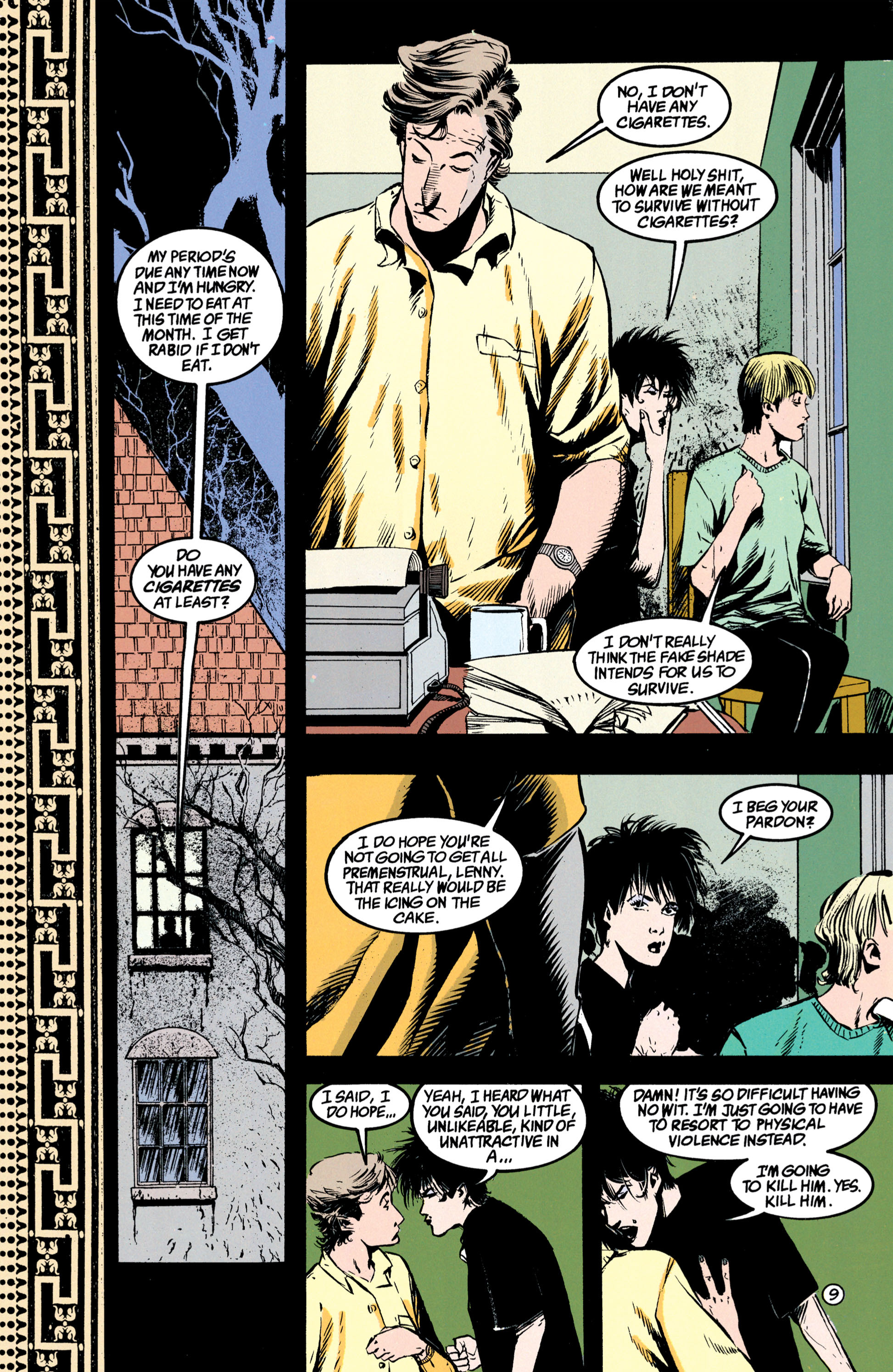 Read online Shade, the Changing Man comic -  Issue #39 - 10