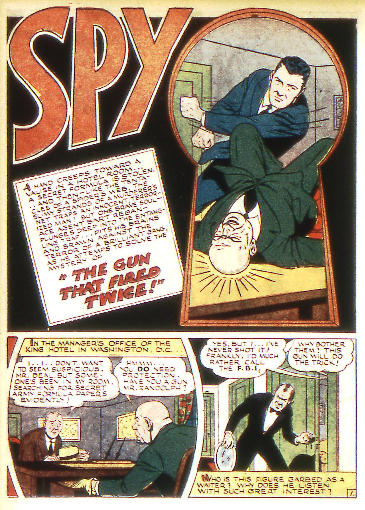 Read online Detective Comics (1937) comic -  Issue #81 - 32