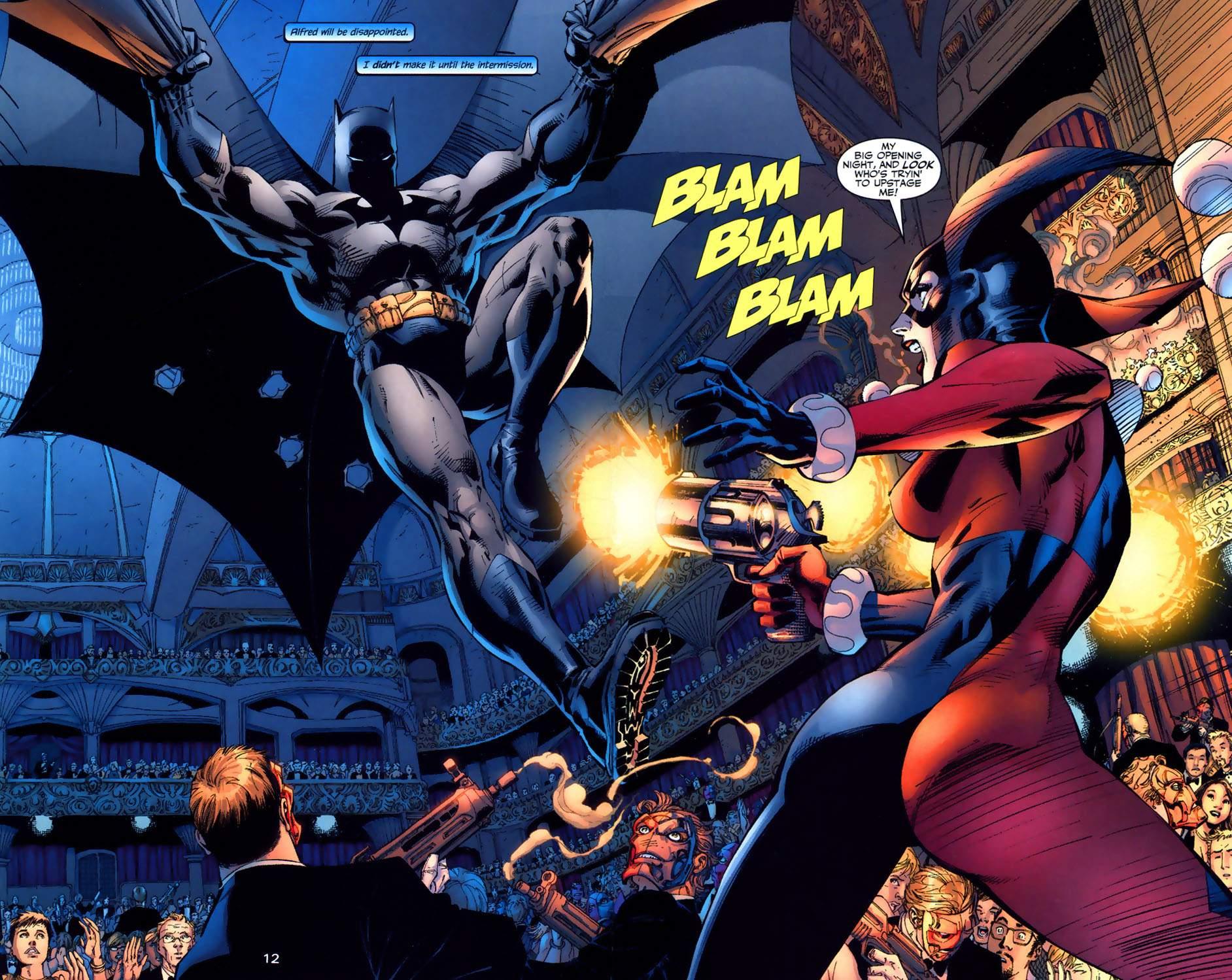 Read online Batman: Hush comic -  Issue #6 - 12
