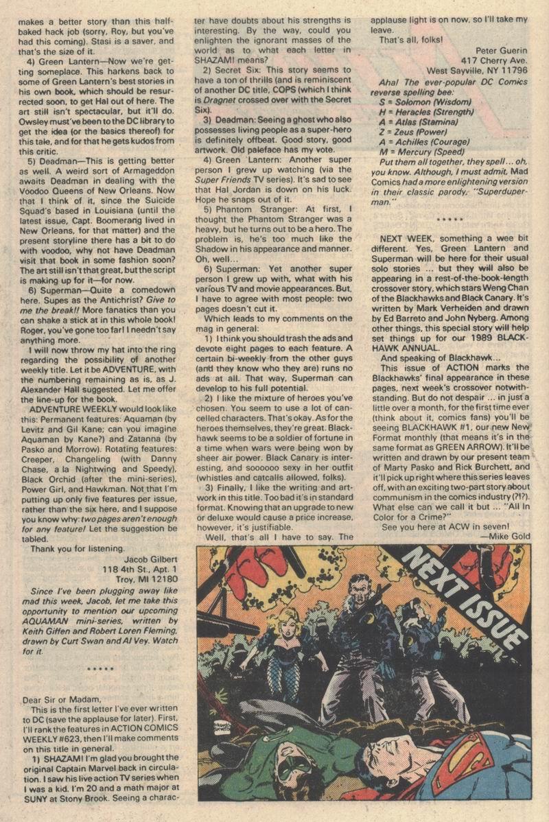 Action Comics (1938) 634 Page 25